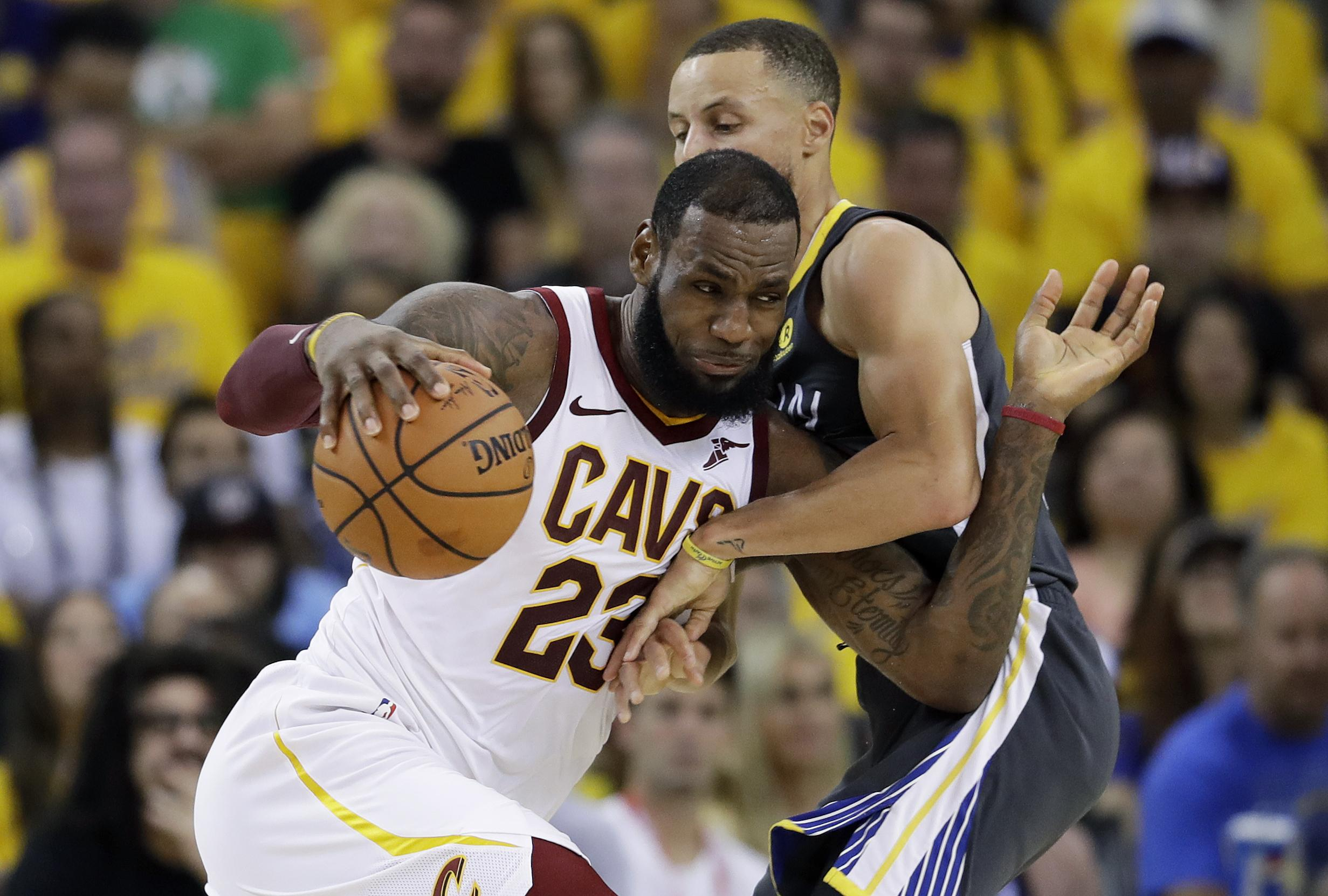 cc4d55edbdc Cavaliers turn LeBron James' old locker into towel closet rather than  reassigning it - Washington Times