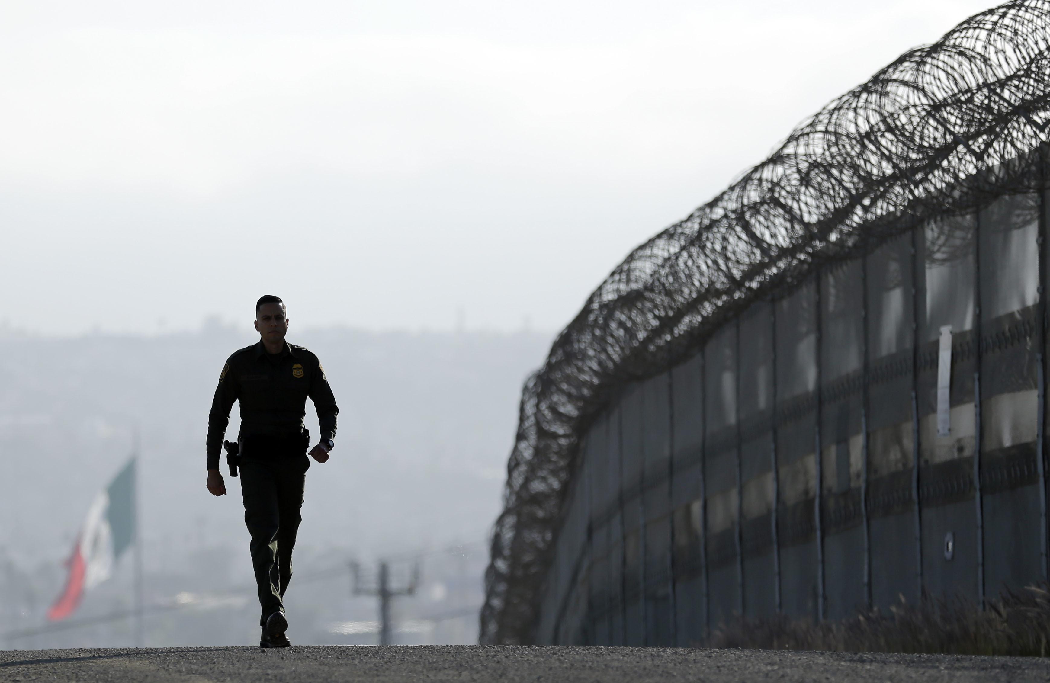 Court halts Trump's emergency declaration wall-building plans