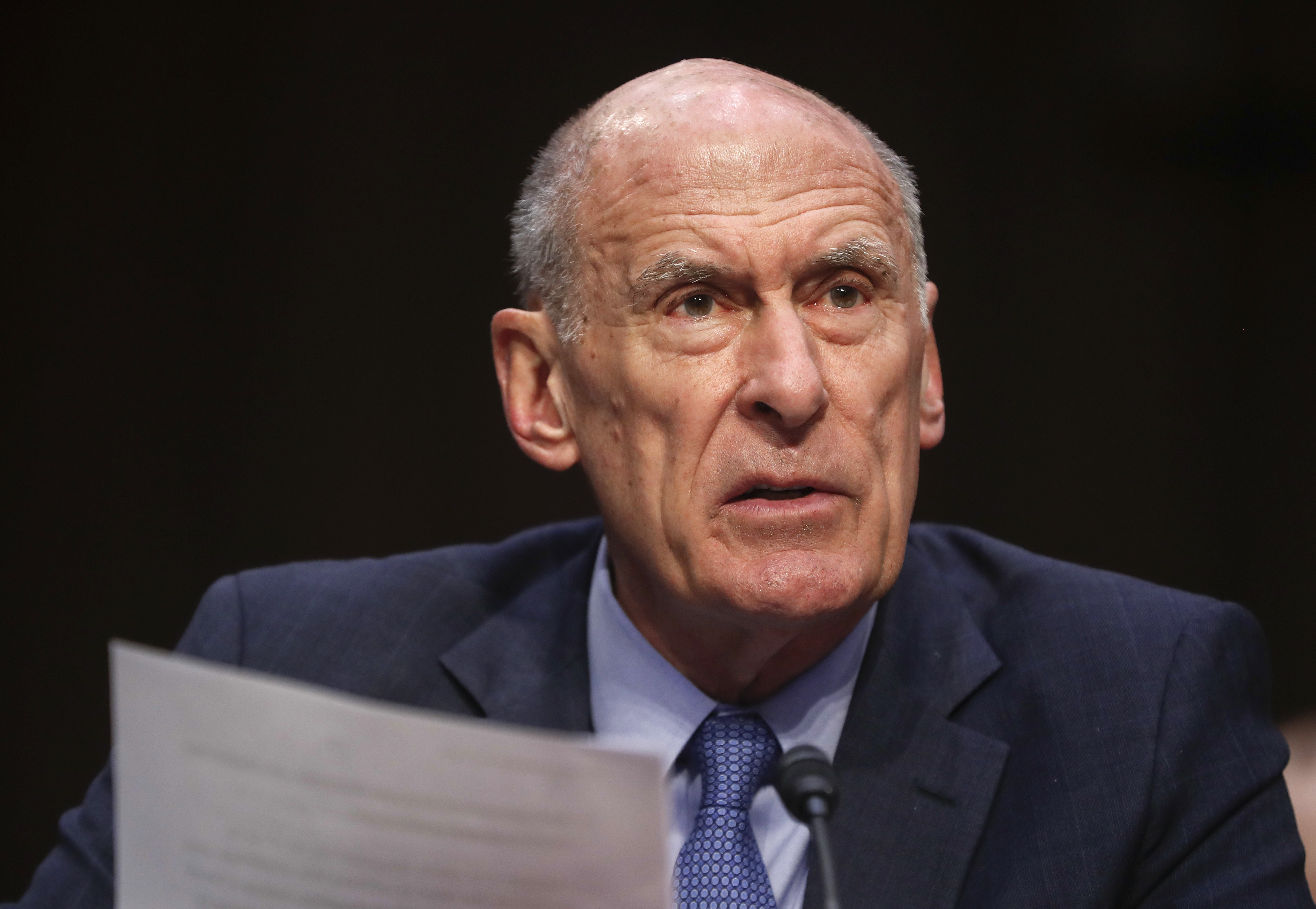 Dan Coats, former DNI, rejoining King & Spalding law firm as senior policy adviser