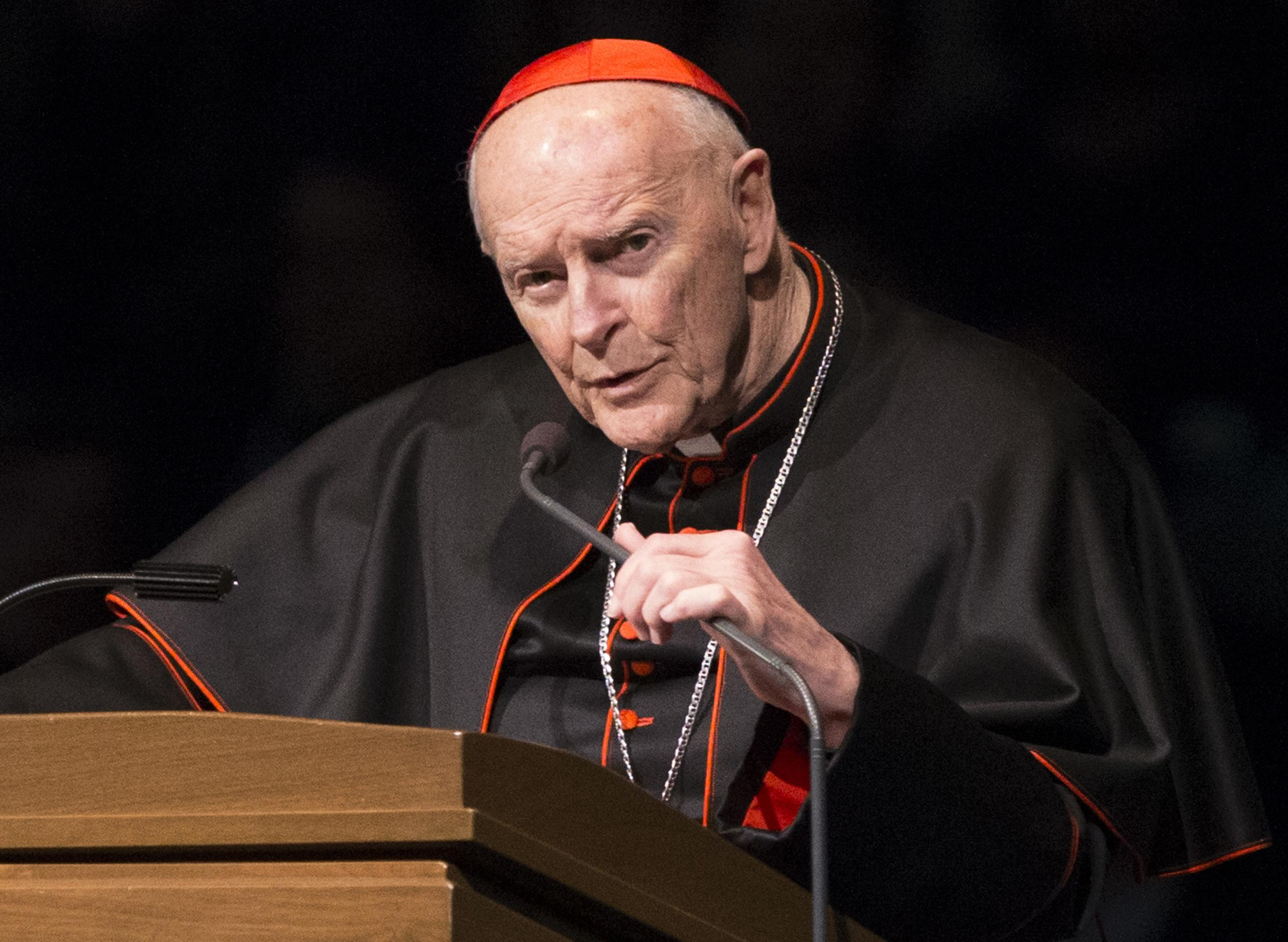 Ex-Cardinal Theodore McCarrick's letters to victims show signs of