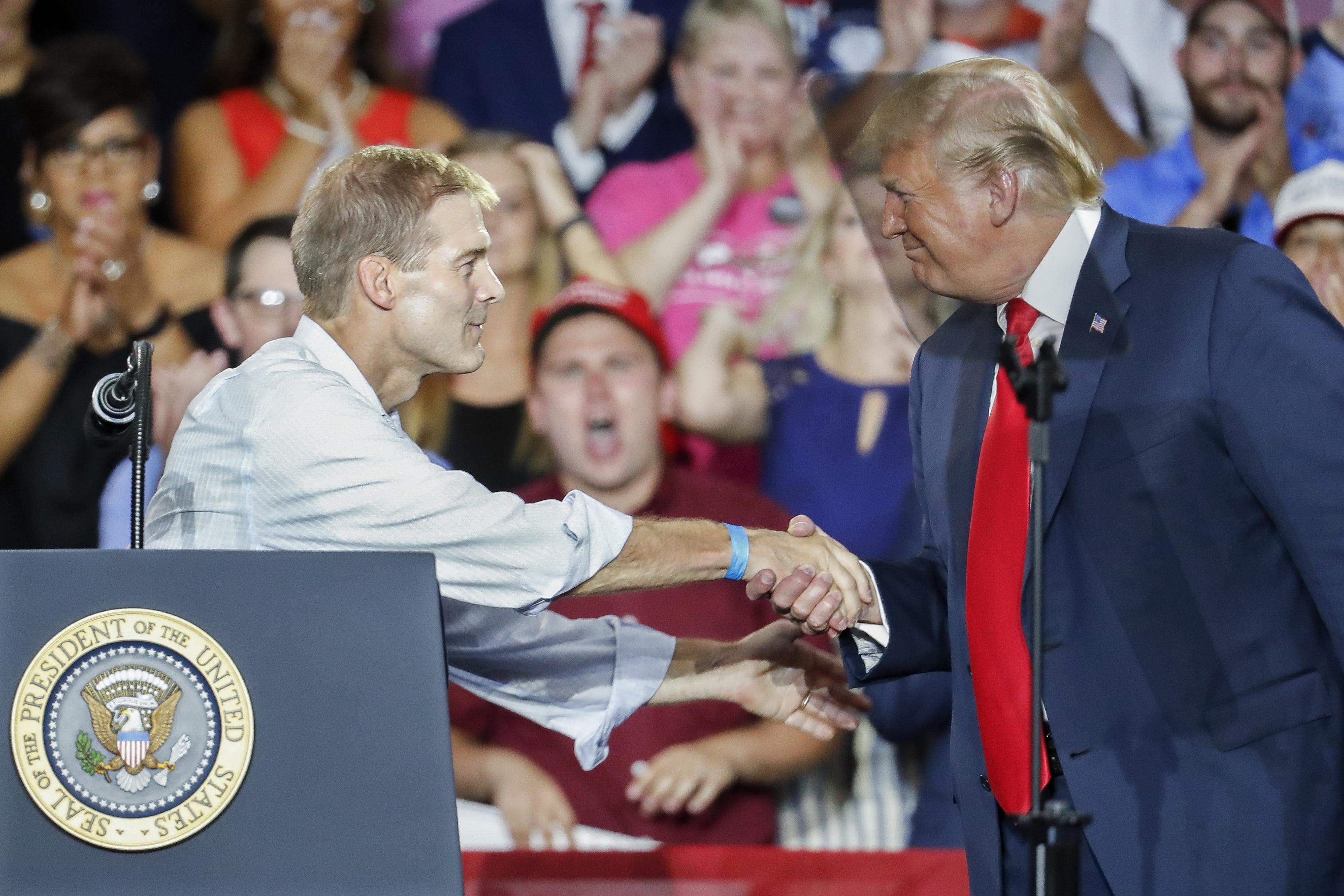 'Impeach Trump' preceded even Trump's nomination