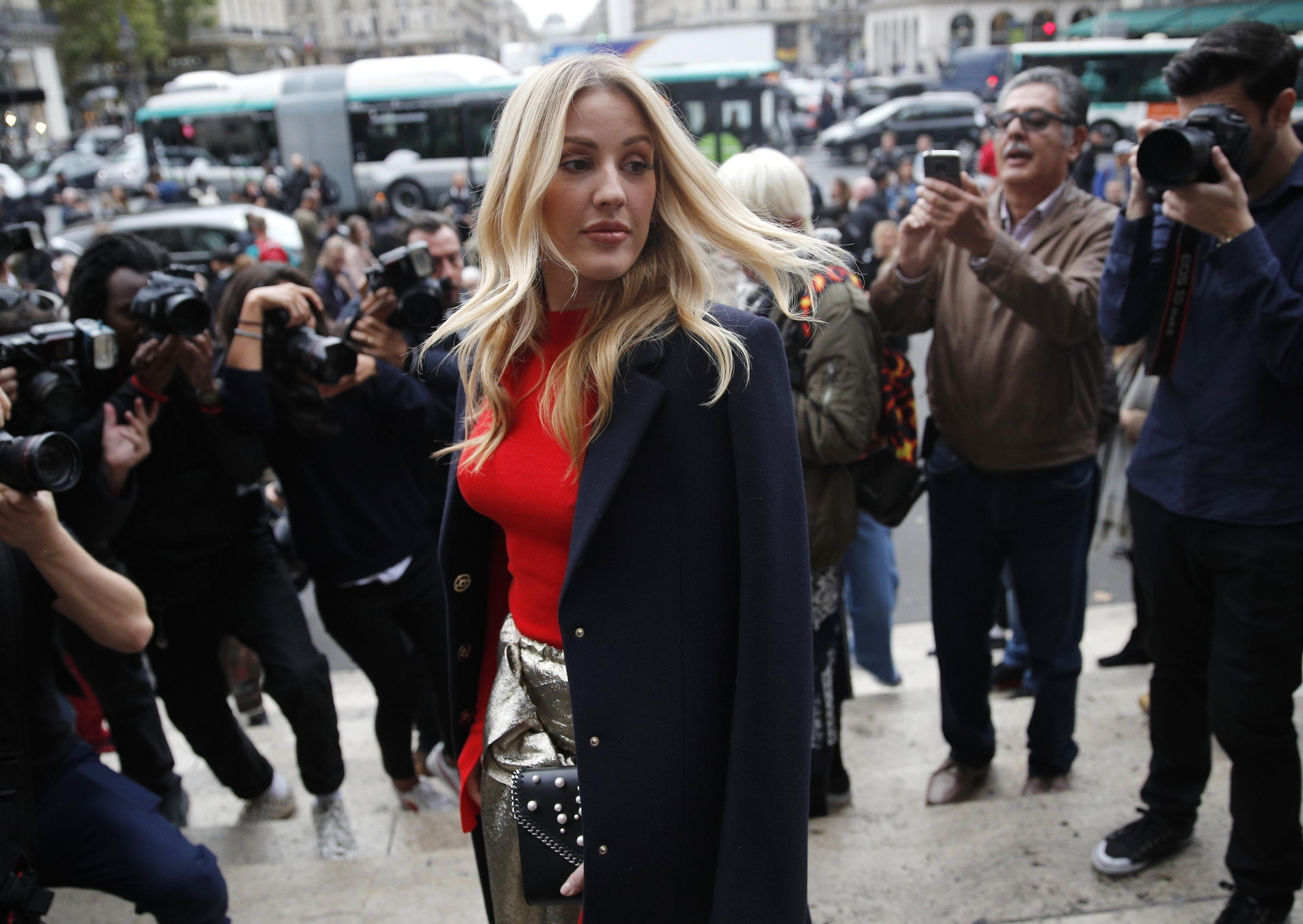 Salvation Army responds after singer Ellie Goulding threatens to cance