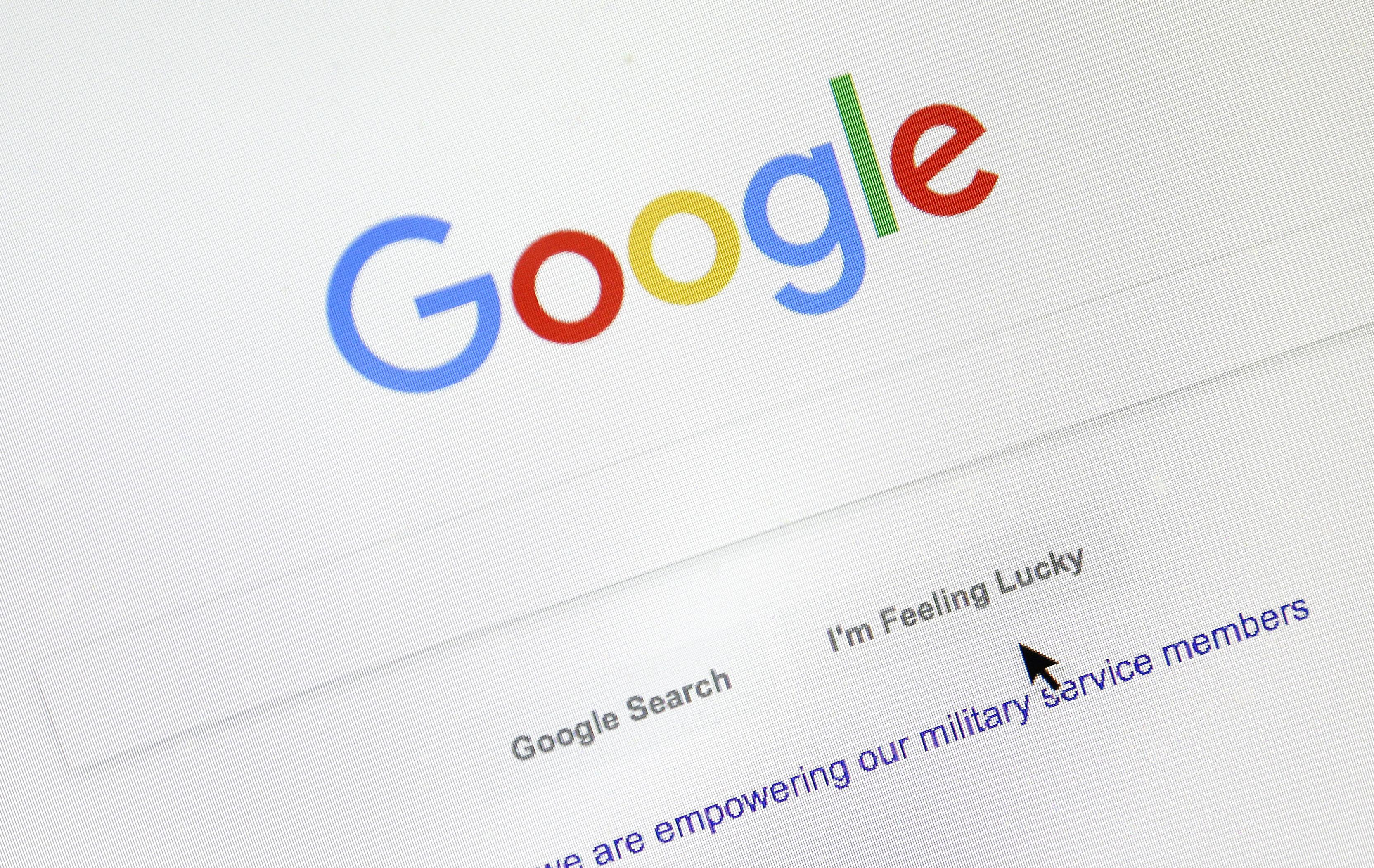 Handful of 'left leaning sources' dominate Google's 'Top Stories,' study finds