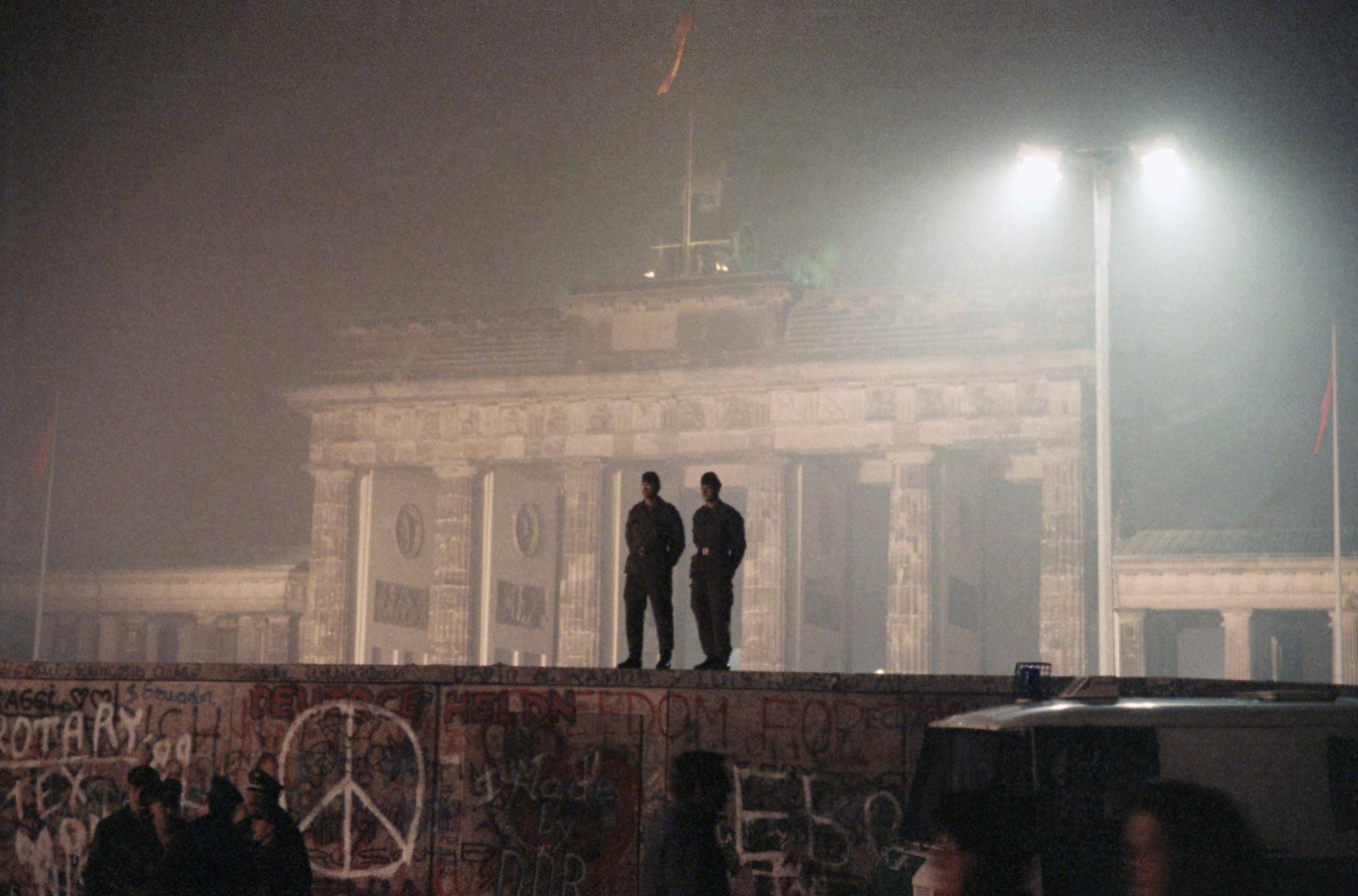 The lessons of Berlin must be learned again in Hong Kong