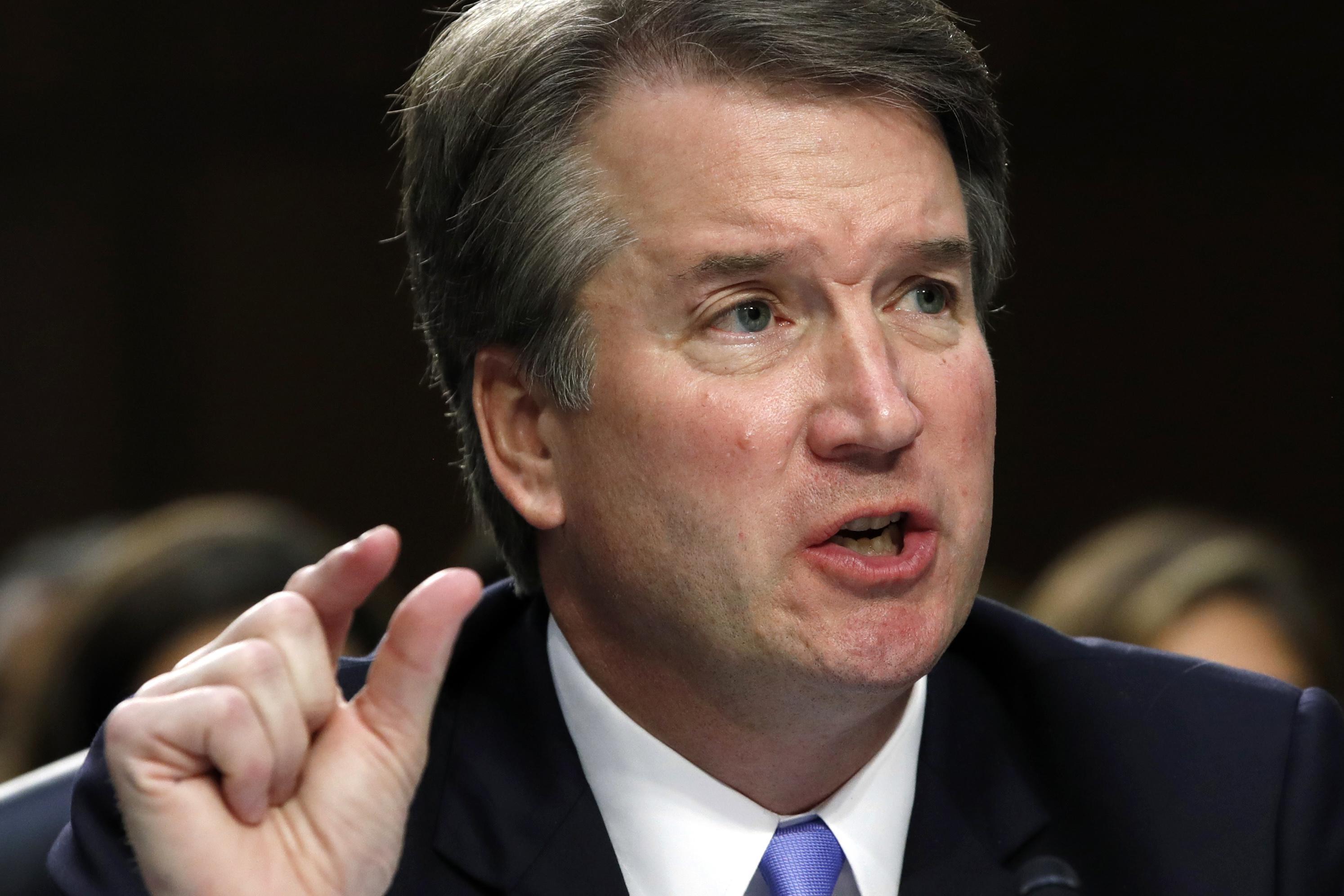 Senators push for prosecution of Justice Kavanaugh accusers