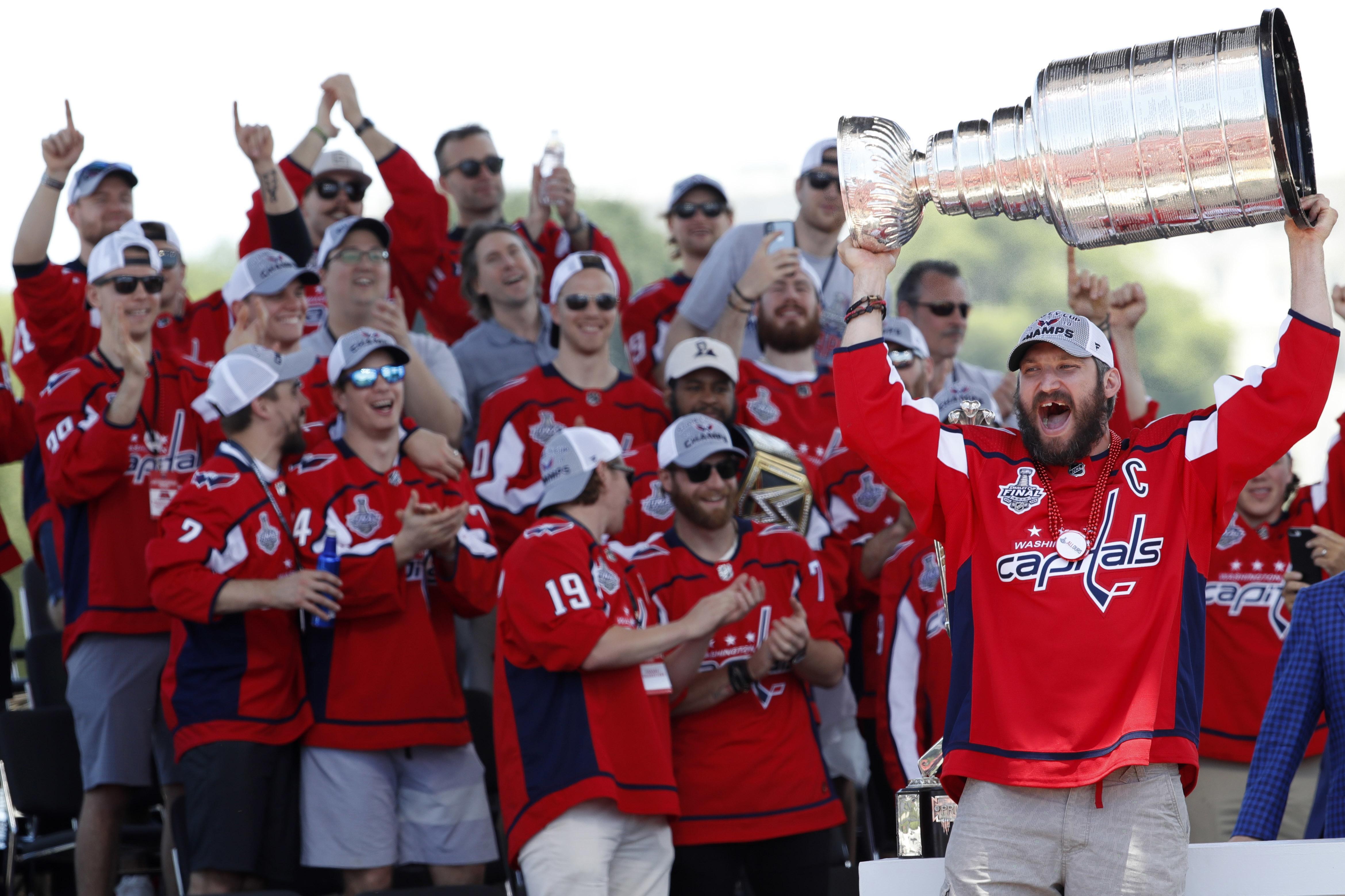 6eb6a3248 Bud Light releases T-shirts honoring Capitals  beery celebrations ...