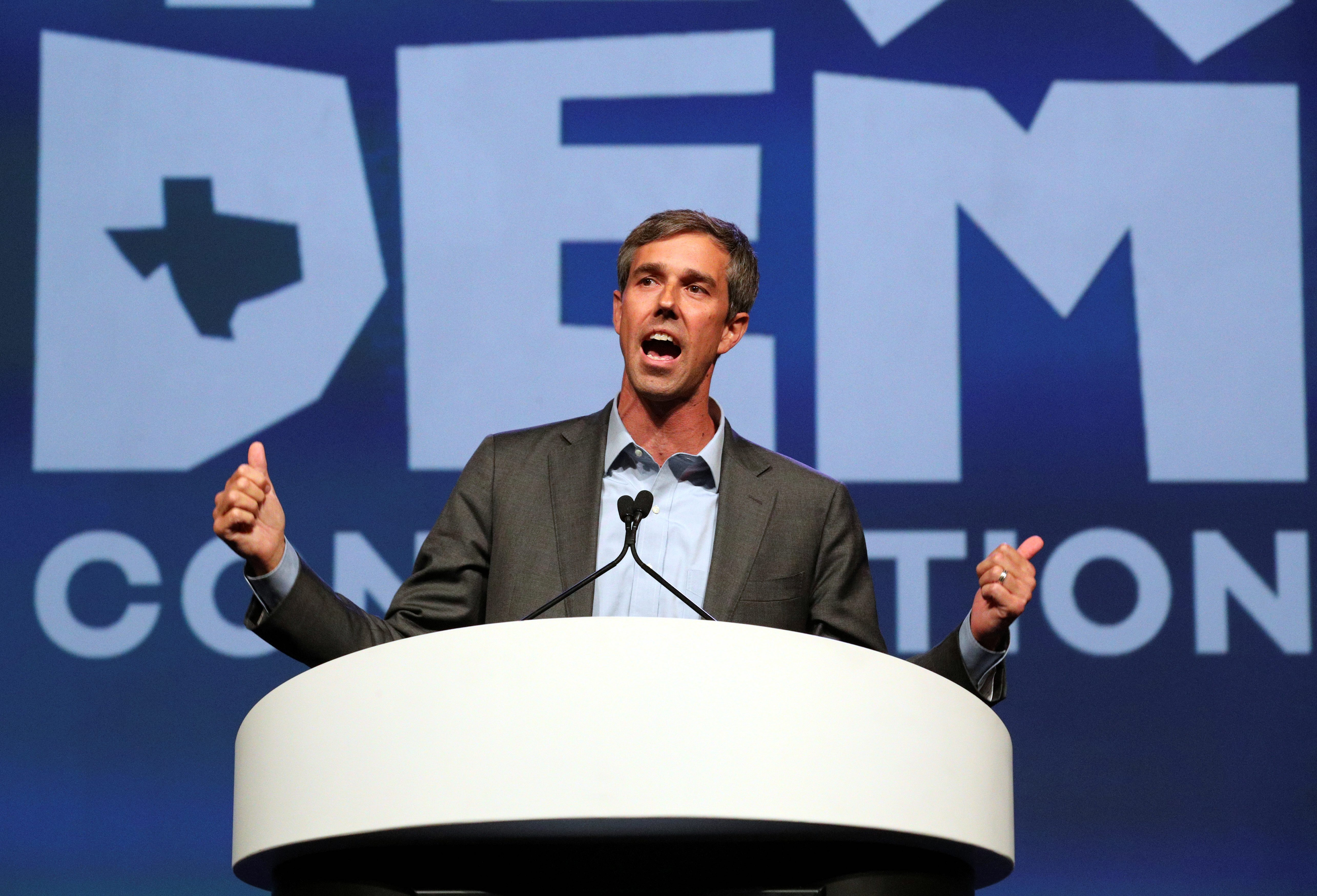 washingtontimes.com - James Varney - Beto O'Rourke getting support from Hollywood stars