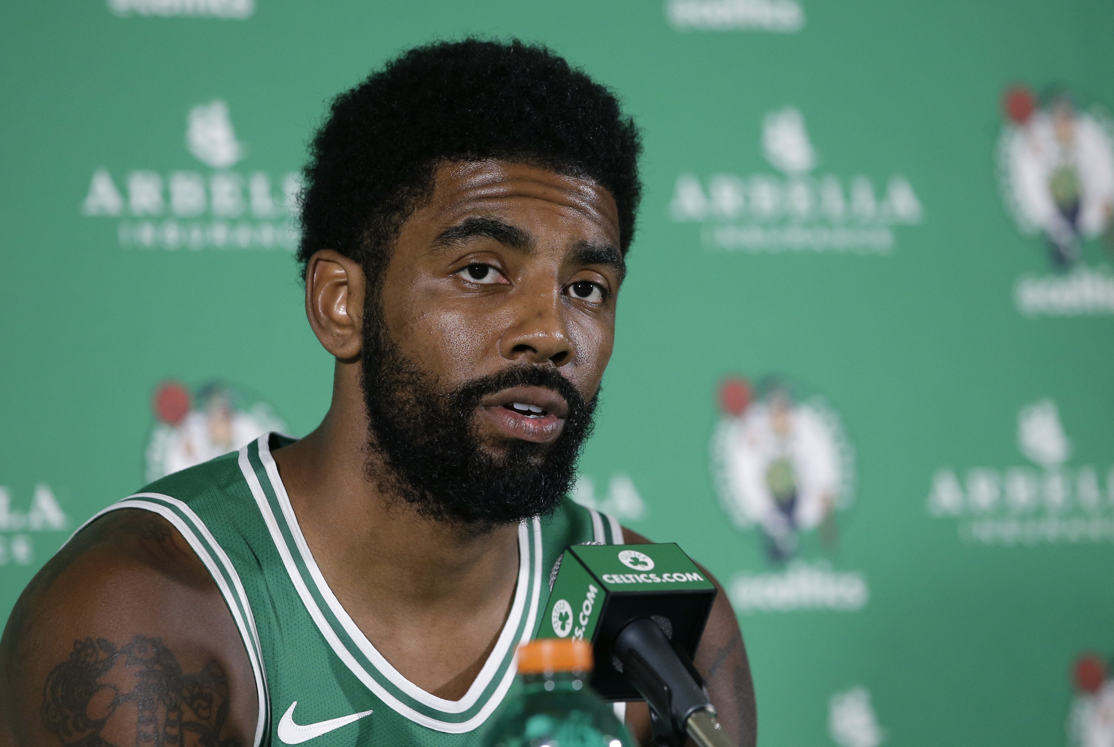 Kyrie Irving apologizes for flat-Earth comments - Washington Times 44db2b6ea
