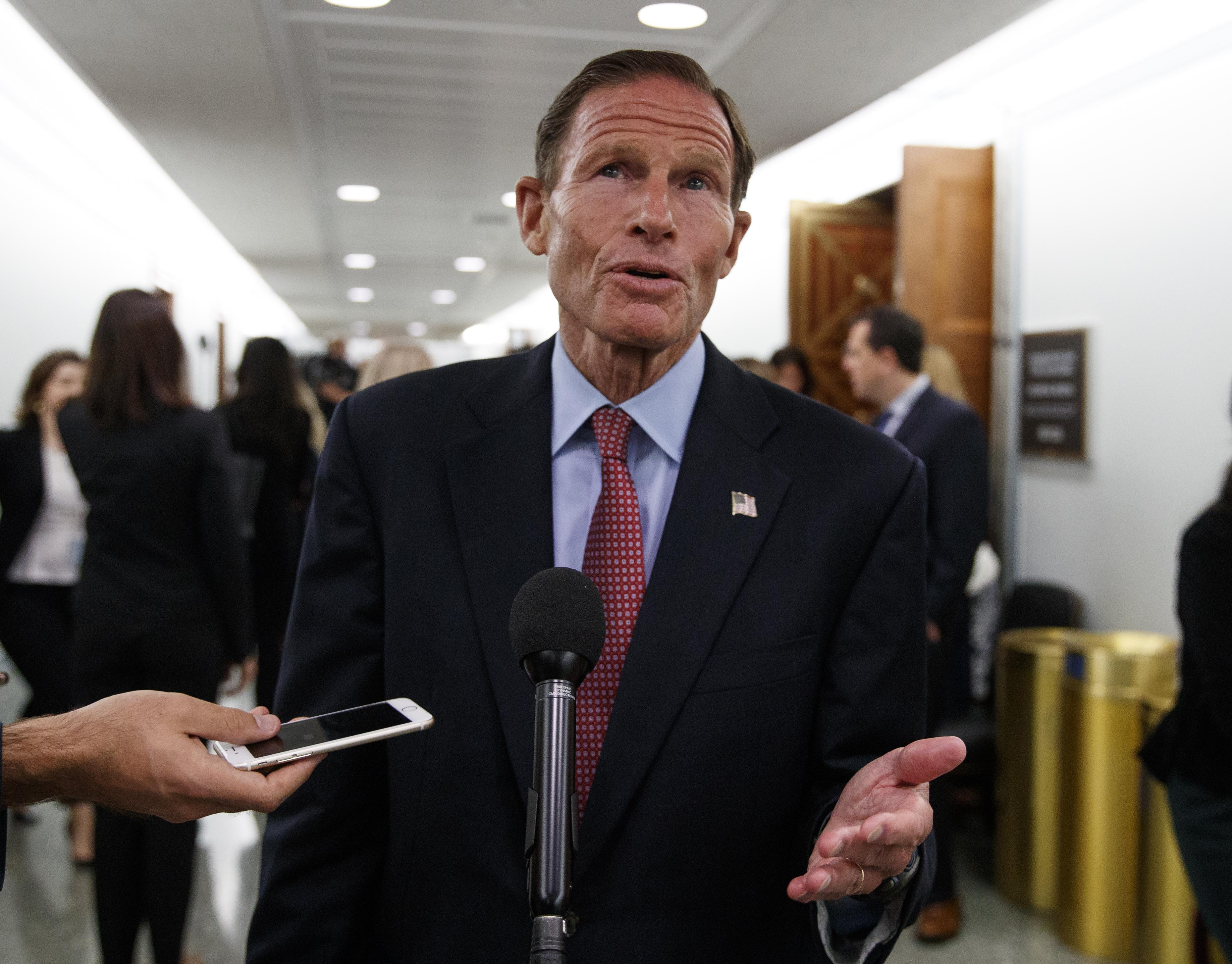 Sen. Blumenthal calls for Mueller's congressional testimony: 'Part of his job'