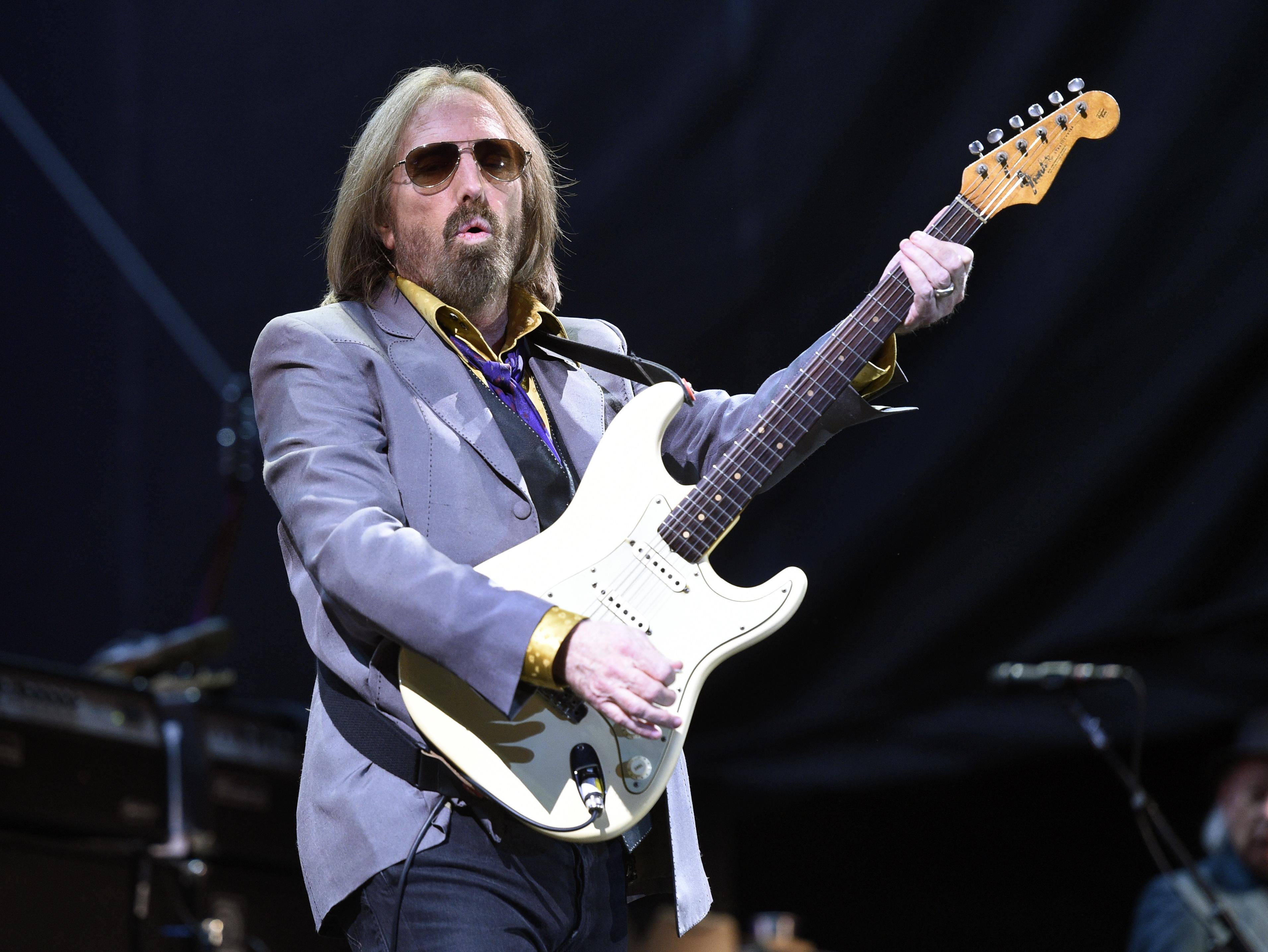 Tom Petty's relatives fight in court over late rocker's estate
