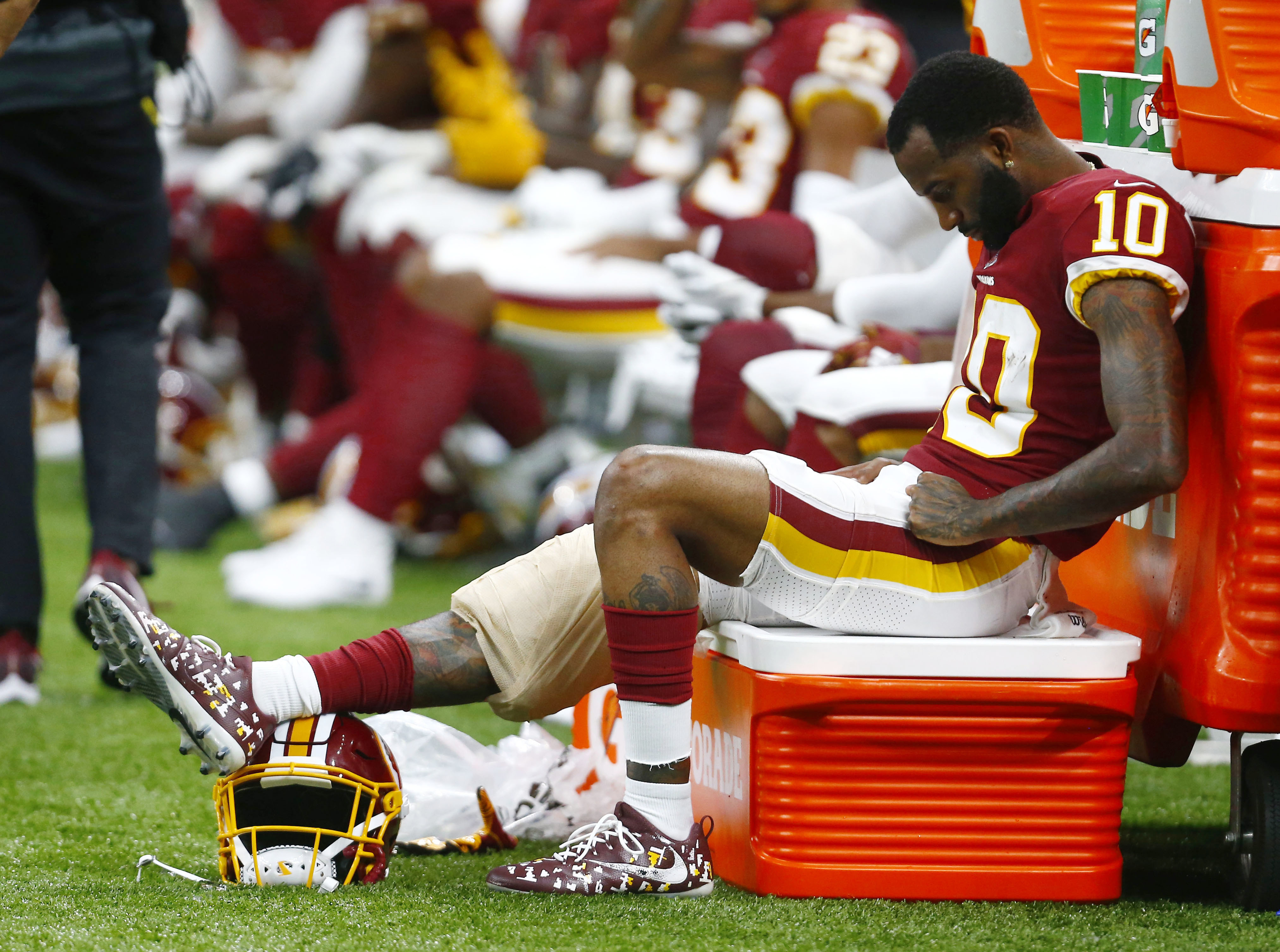 Redskins give fans reason for doom and gloom even in first place -  Washington Times 2d4321c38