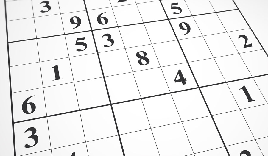 Daily Online Sudoku Puzzle - Washington Times