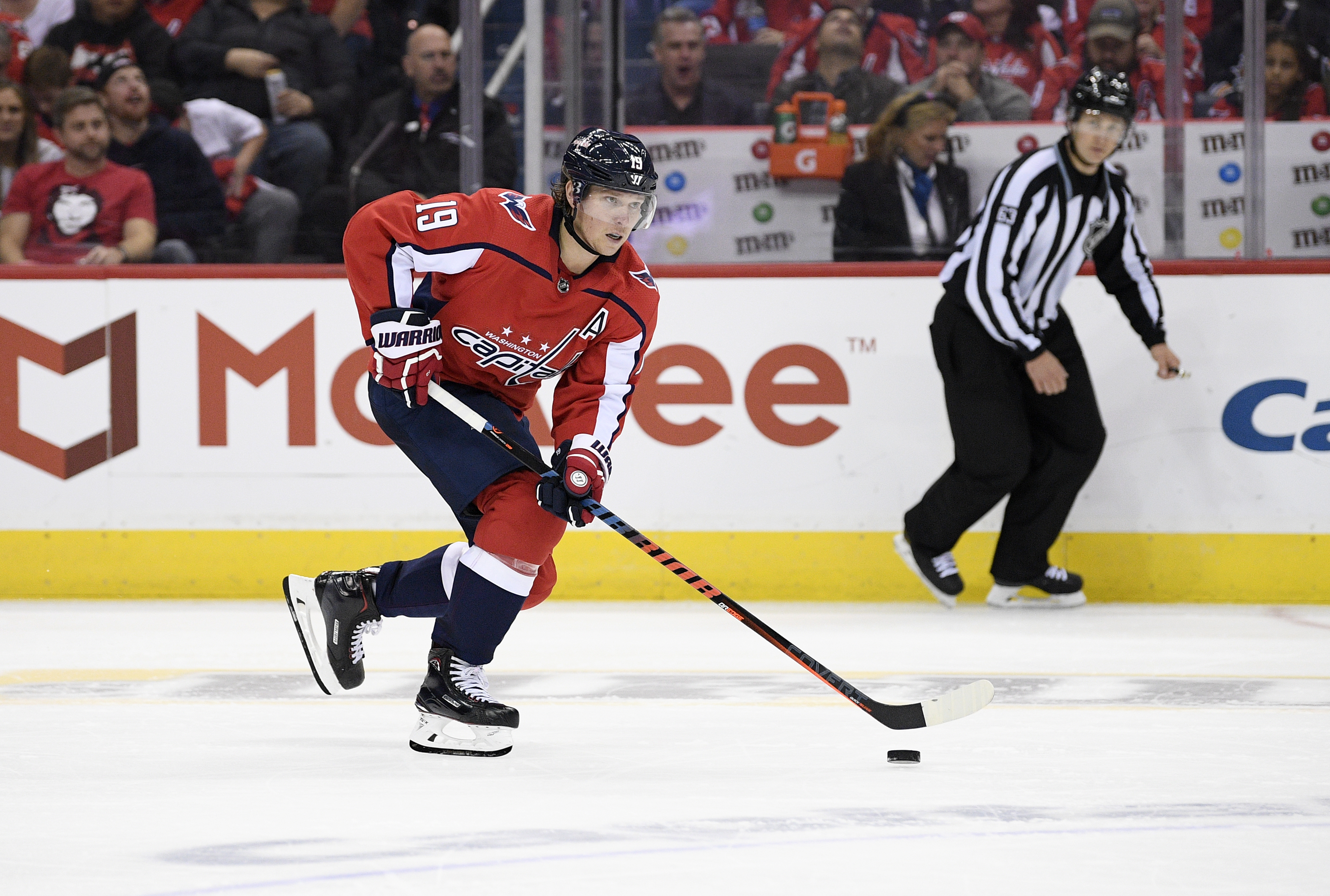 42d7b12b444 Nicklas Backstrom eclipses 600 career assists for Capitals - Washington  Times