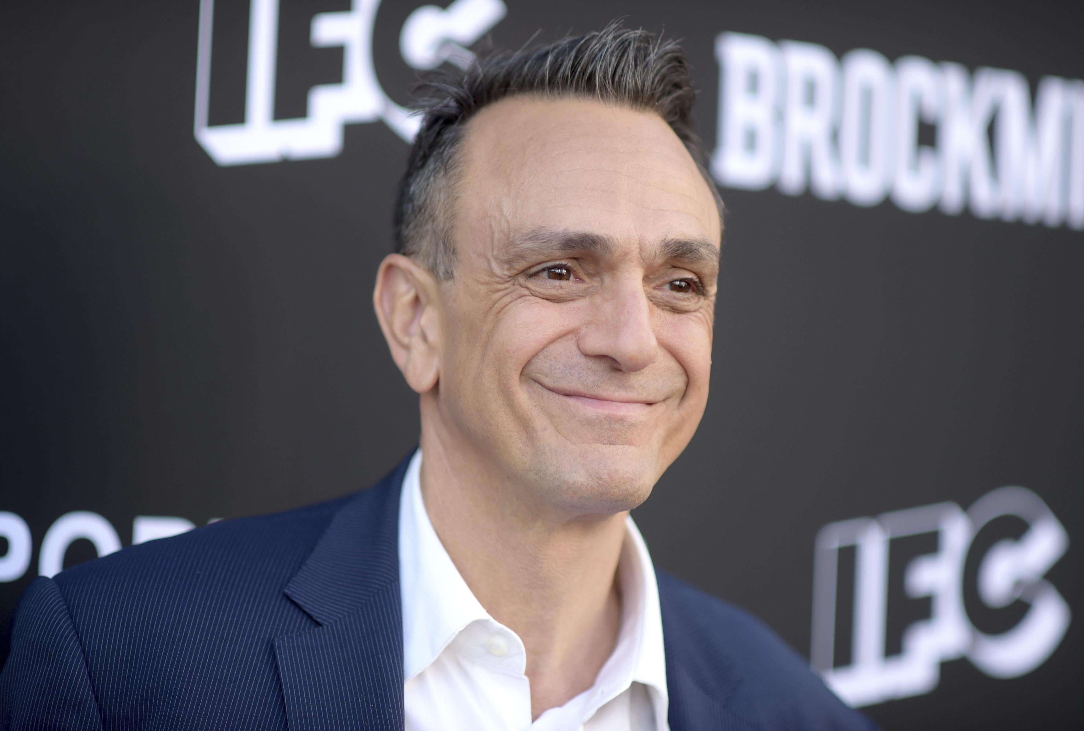 Hank Azaria to end 30-year run as voice of 'Simpsons' character Apu