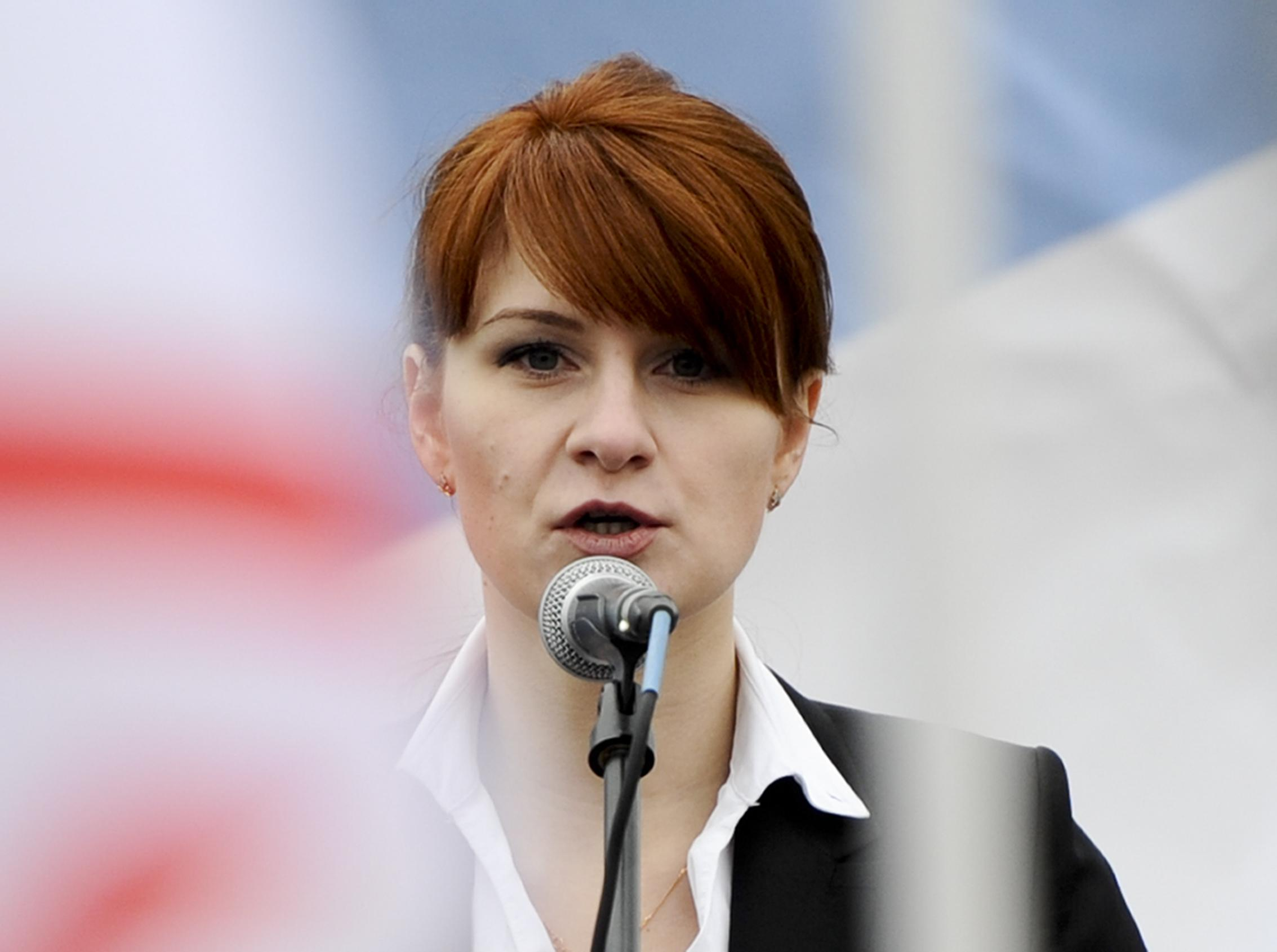 Russian embassy denounces Butina prison sentence as 'unlawful' in appeal to U.S. State Dept.