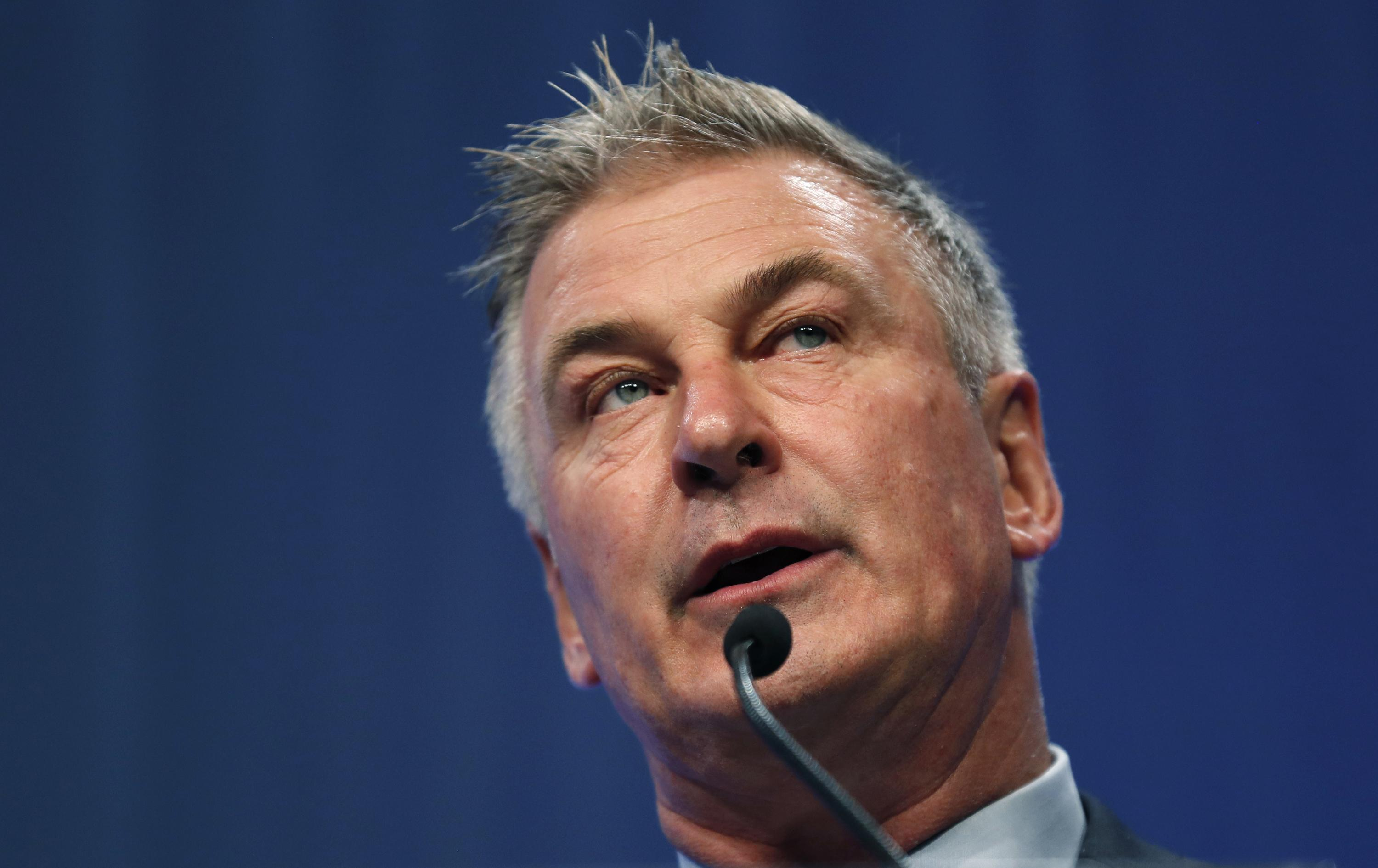 Alec Baldwin: Trump supporters swallow racist 'poison pills' because they worship money