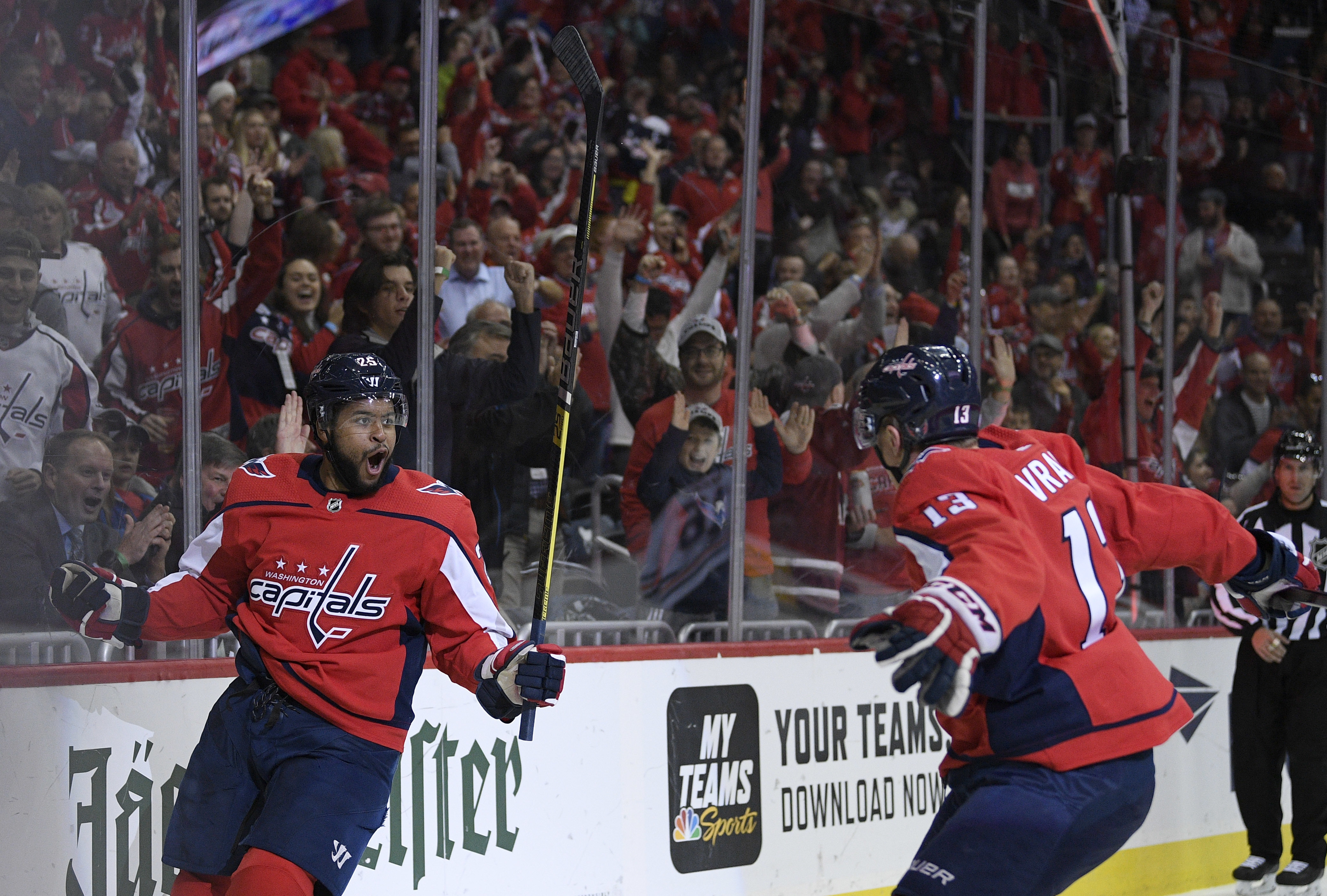 Fourth-line scoring powers Capitals over Oilers - Washington Times c95315594530