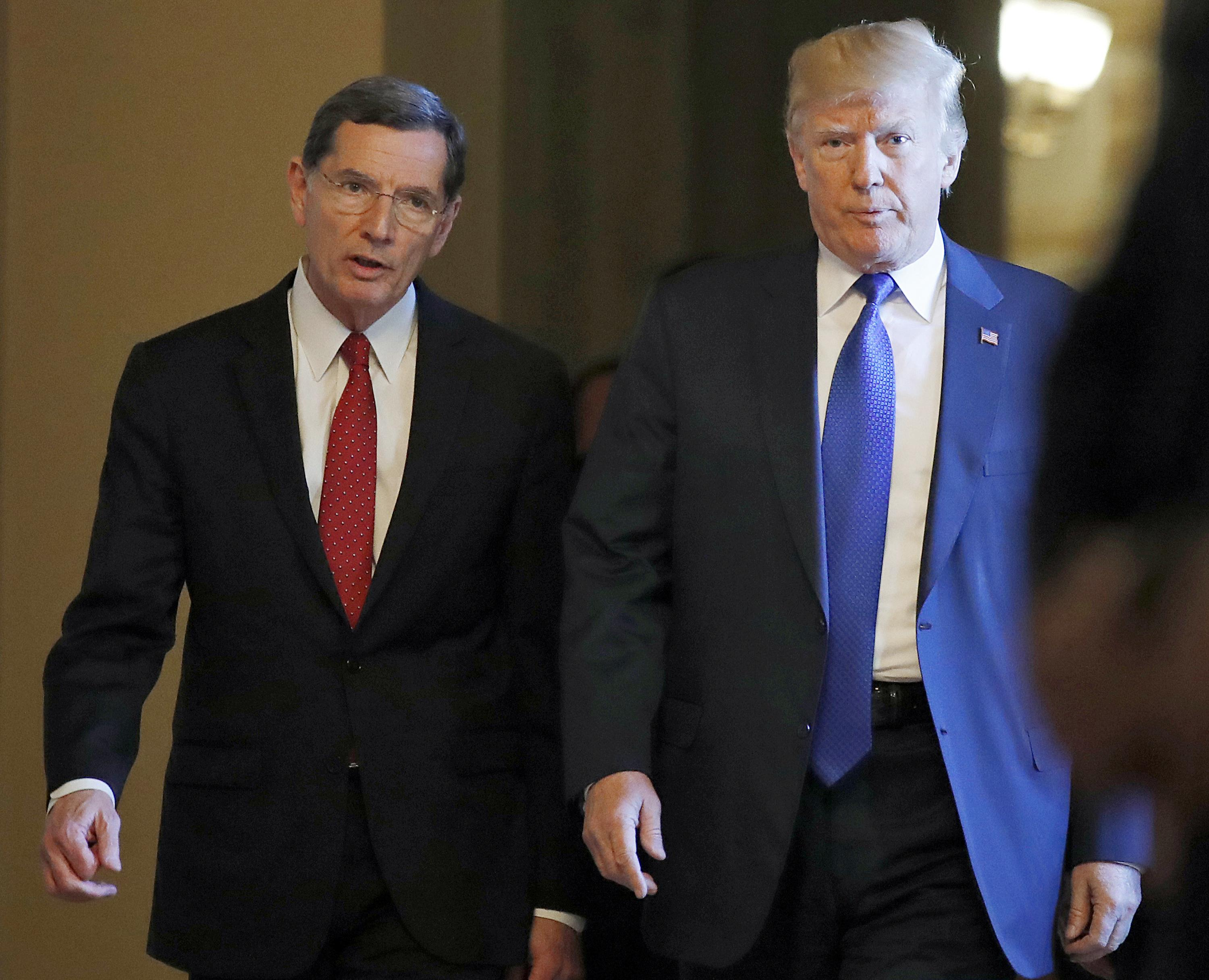 Sen. Barrasso: Iran not done with nuclear weapons