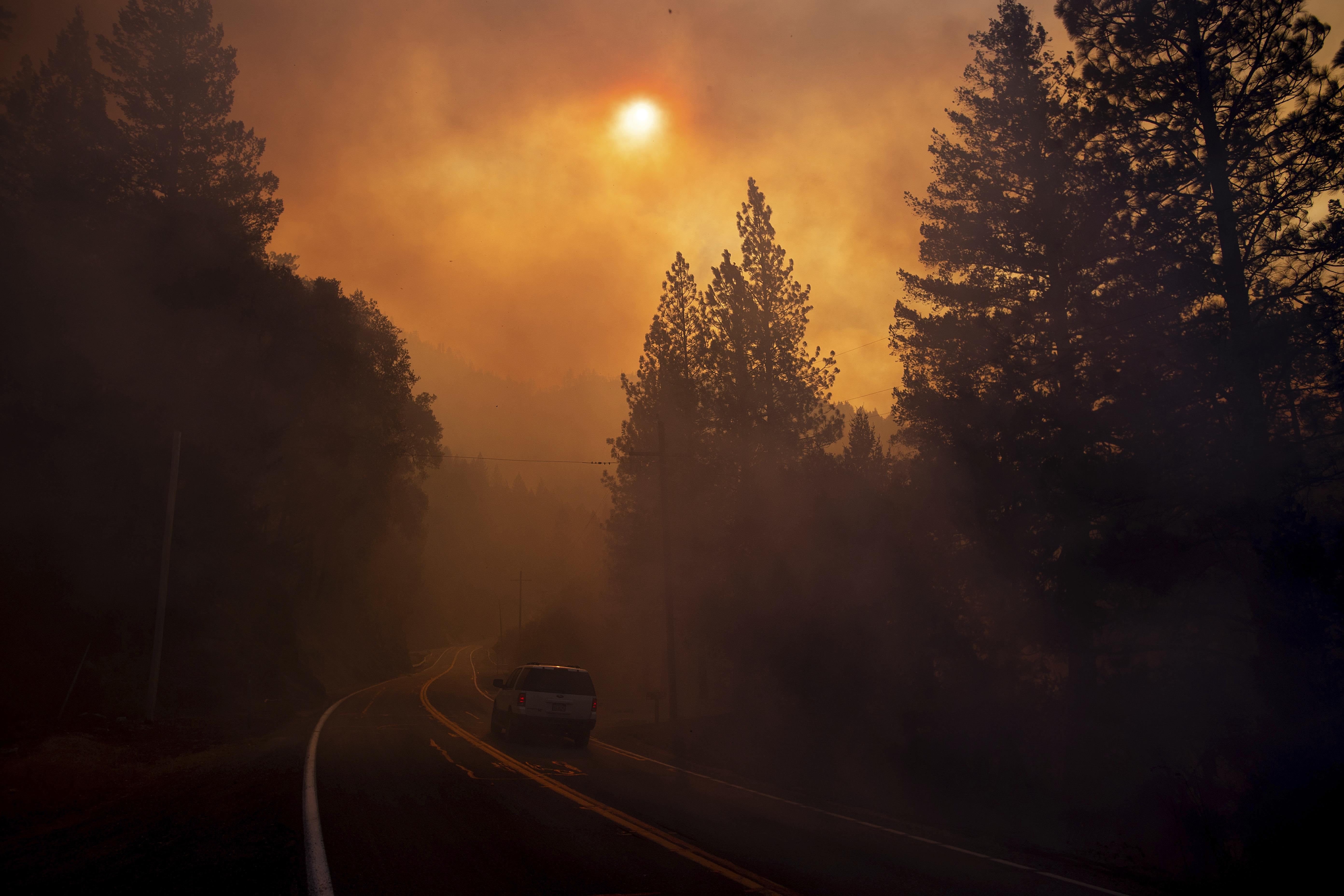Support Offered for Voters in Washington Wildfire Counties