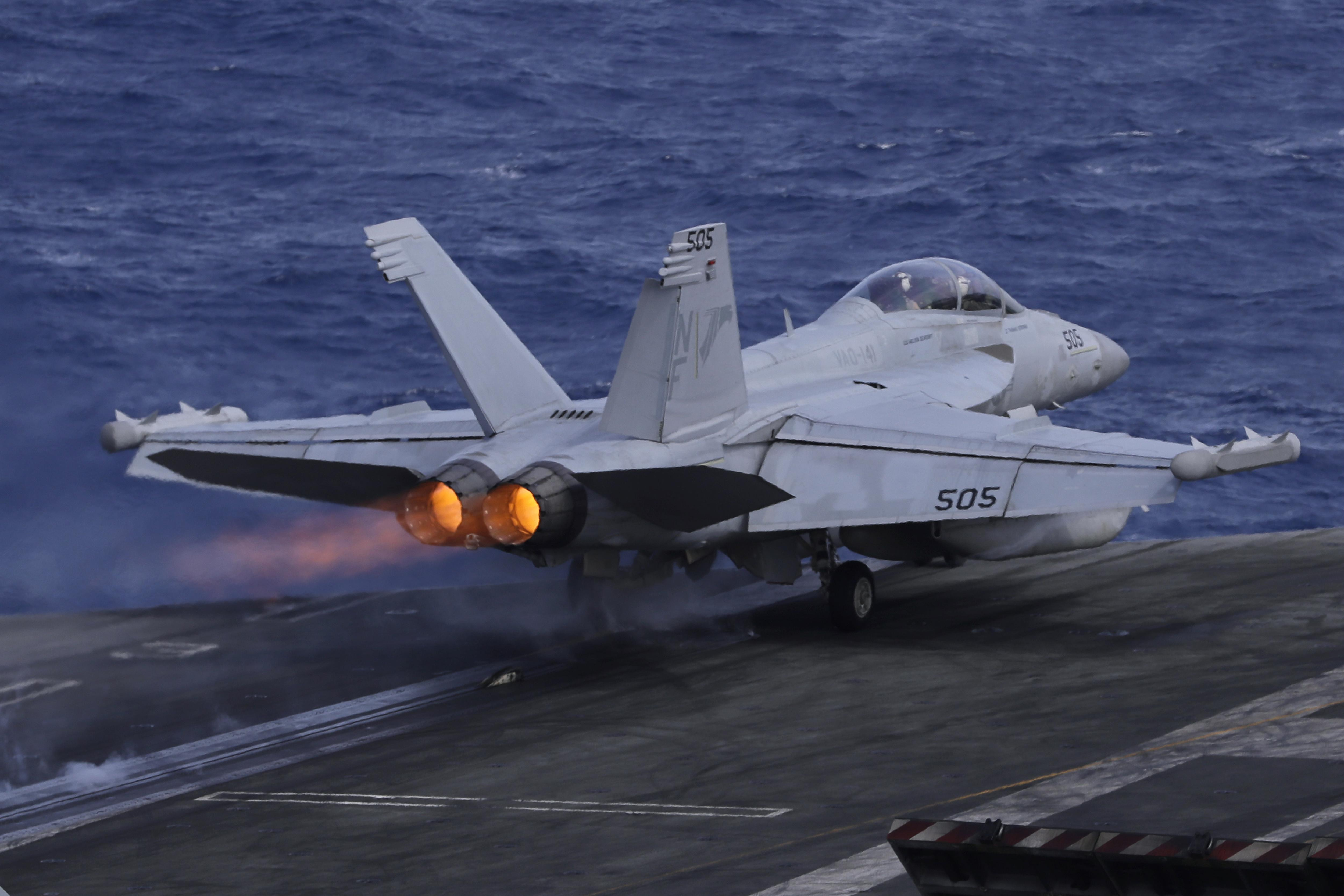 China is putting a bulls-eye on U.S. Navy warships with electromagnetic weapons