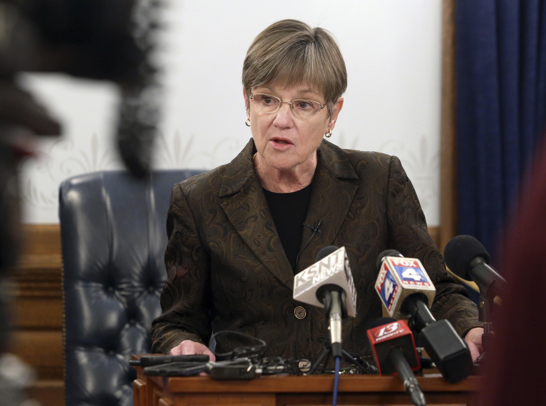 Laura Kelly Kansas governor election creates Medicaid expansion