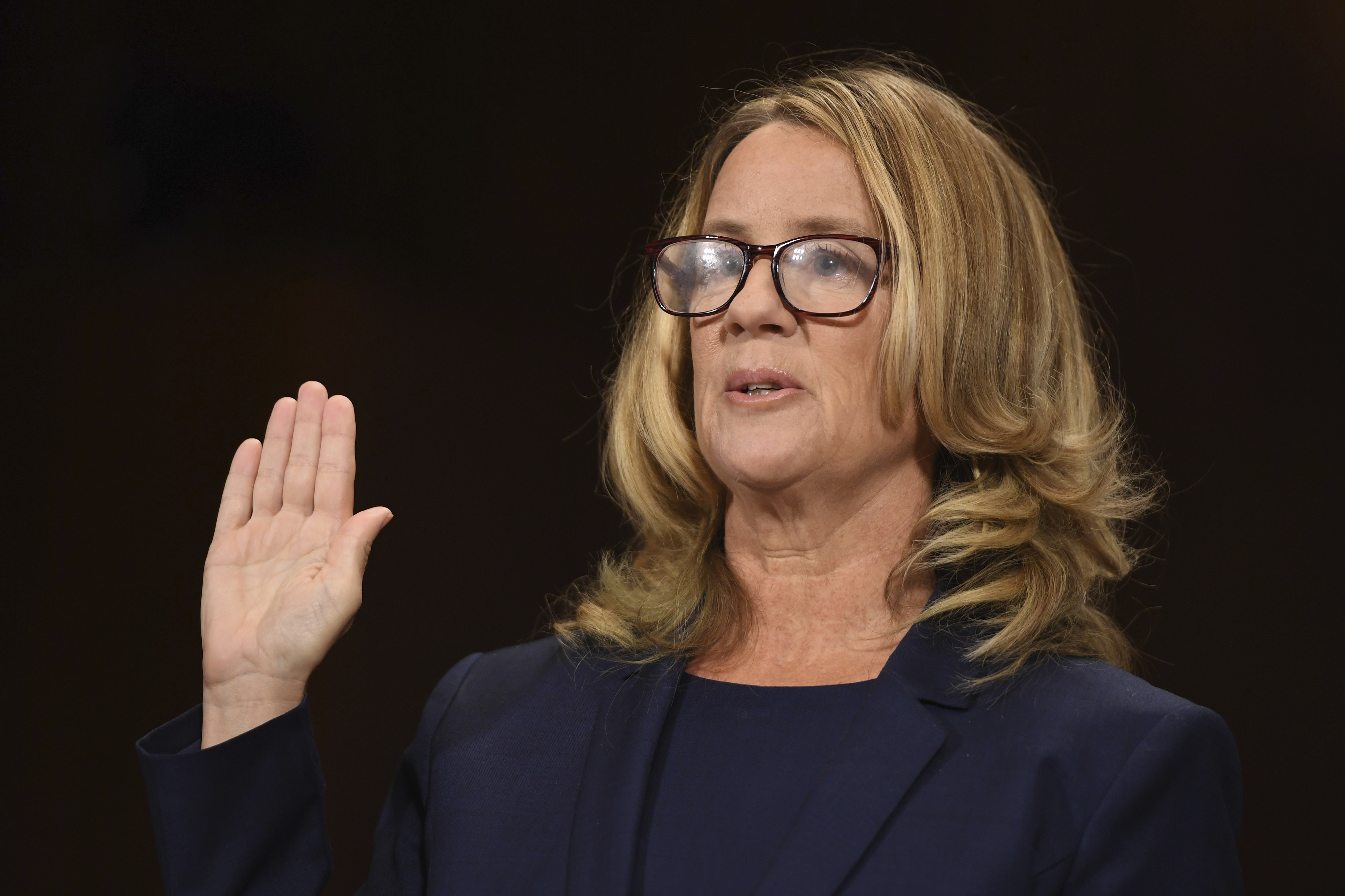 GoFundMe page launched to help Blasey Ford friend Leland Keyser