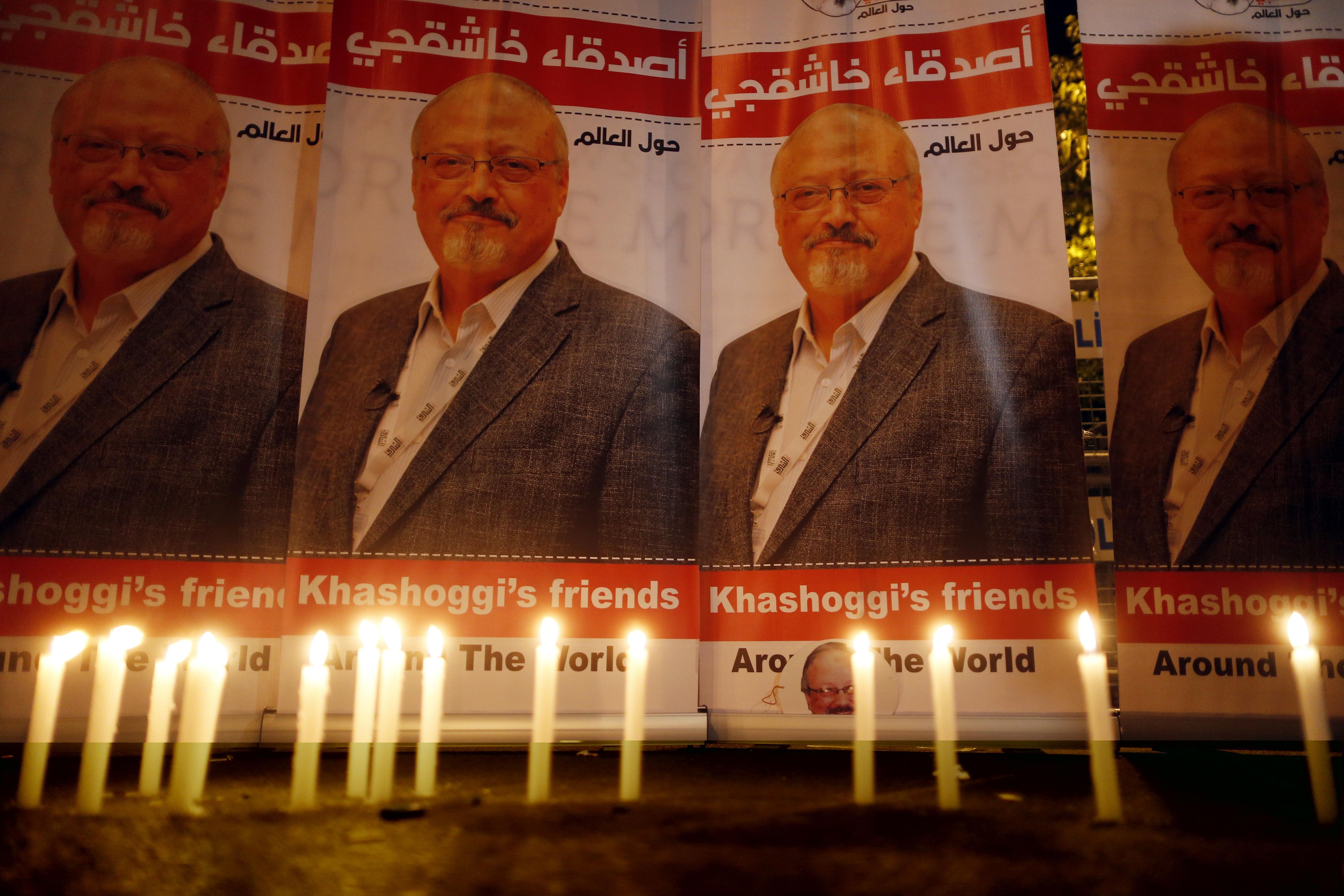 Senate Republican: U.S. should 'acknowledge' Khashoggi's killing