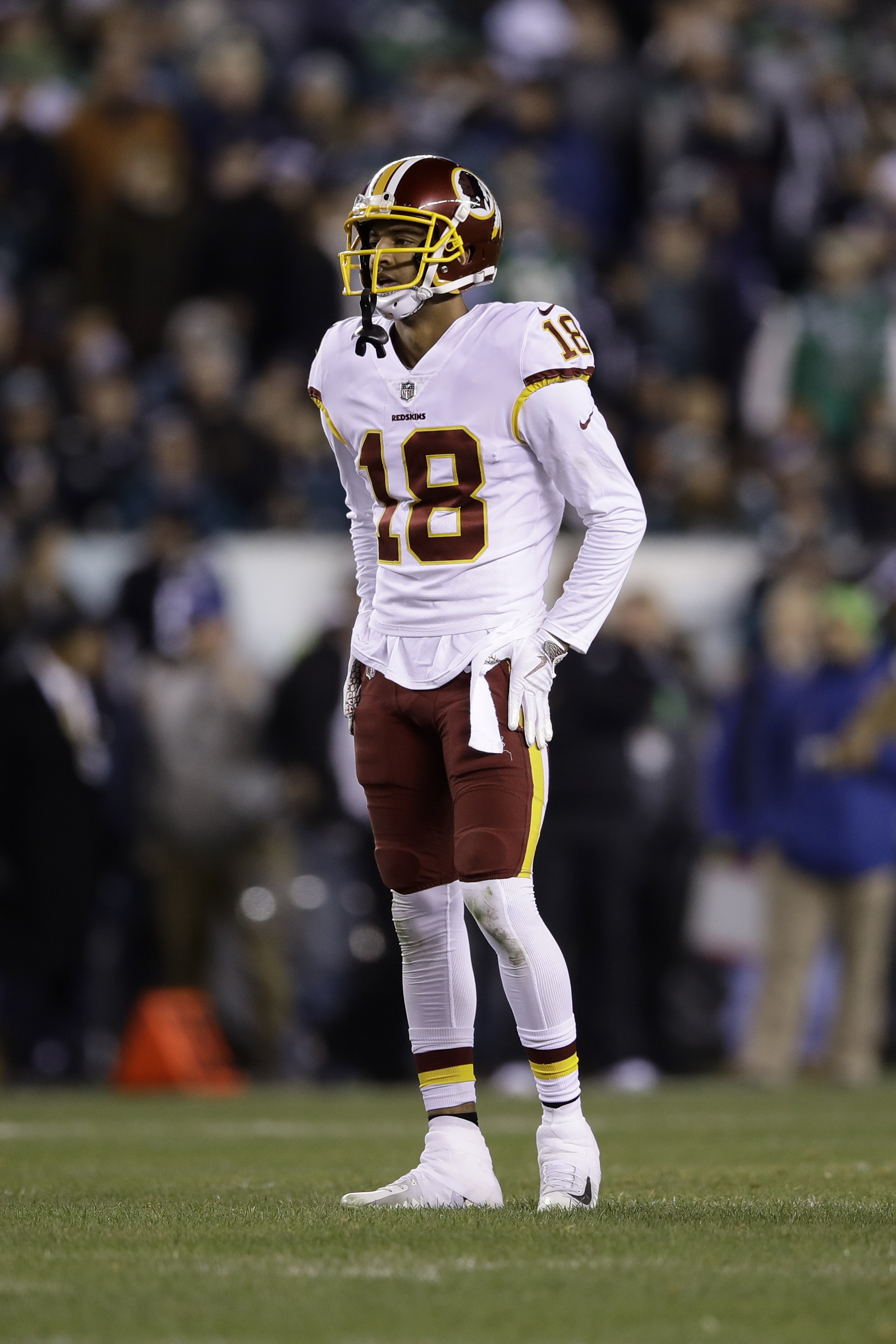 Josh Doctson, Chris Thompson active for Redskins vs. Jaguars