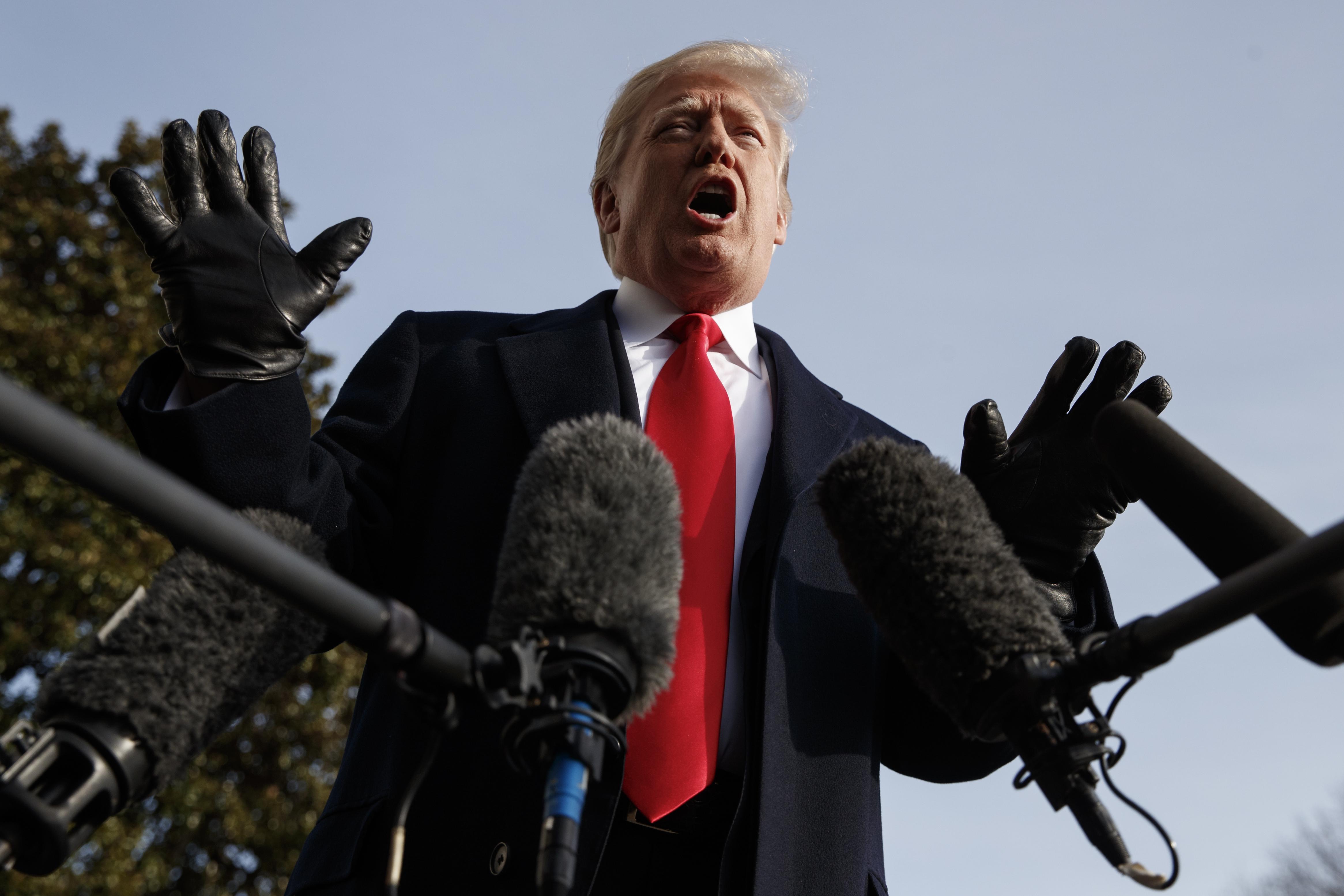 washingtontimes.com - S.A. Miller - Donald Trump threat to kill NAFTA boosts USMCA