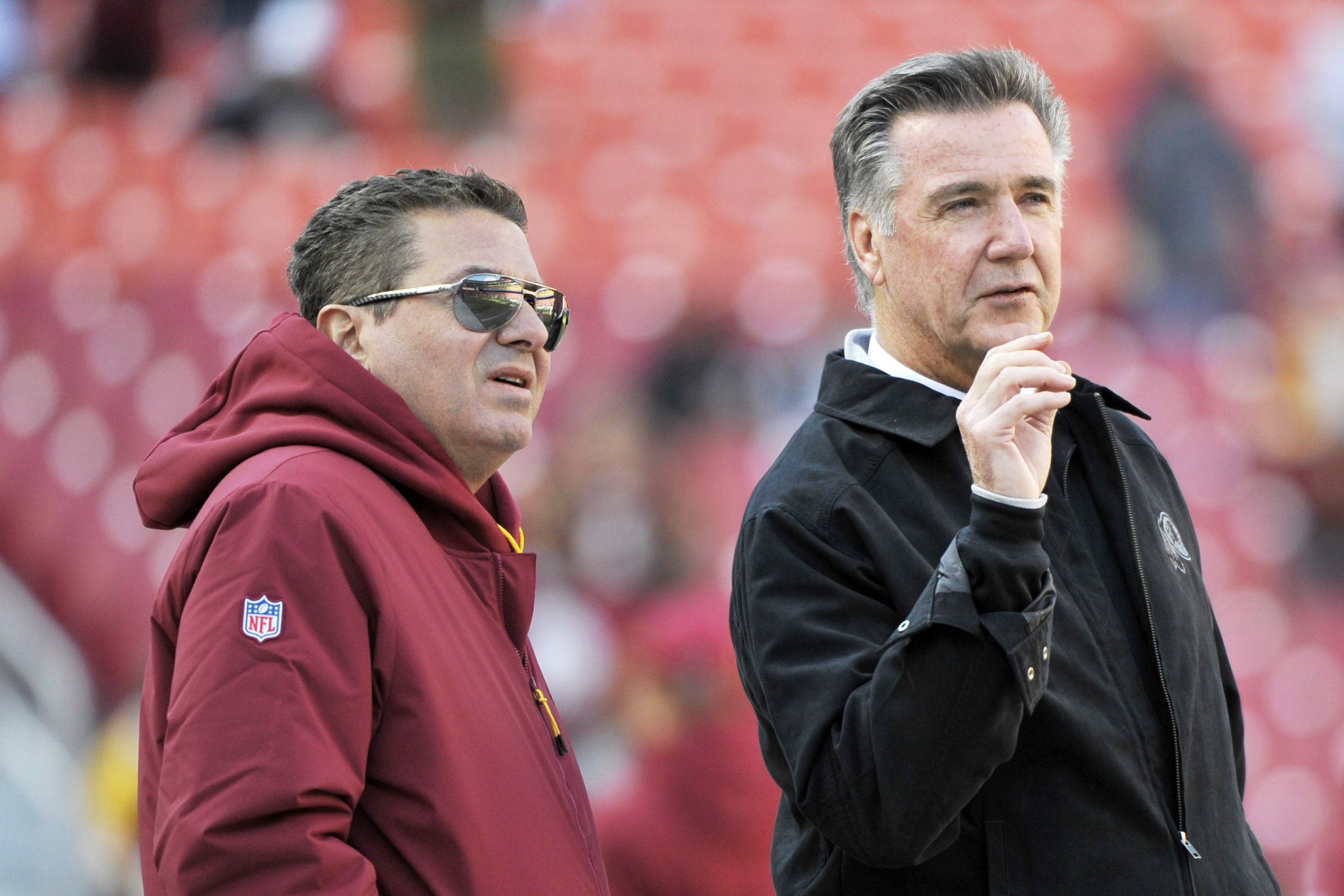 Redskins deny rumor Daniel Snyder is heavily influencing first-round pick