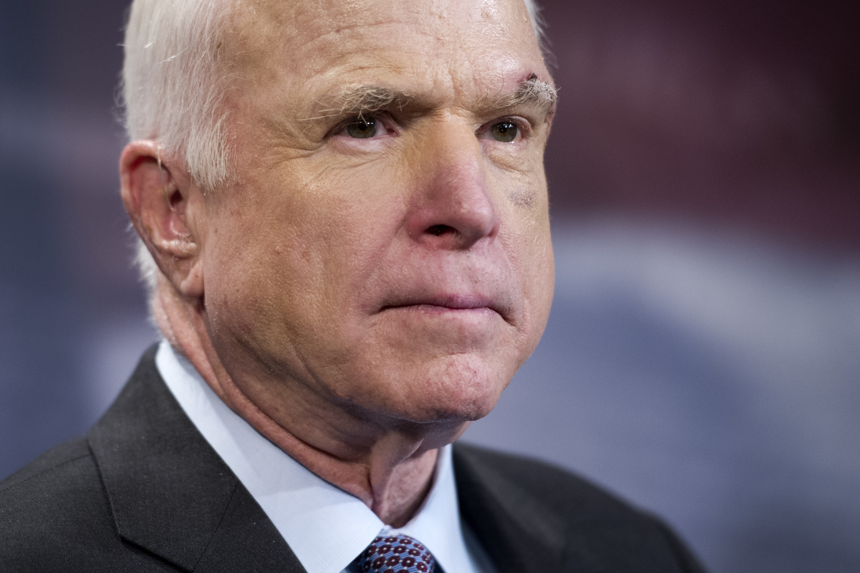 Trump's 'greener pastures' remark not about John McCain, White House says