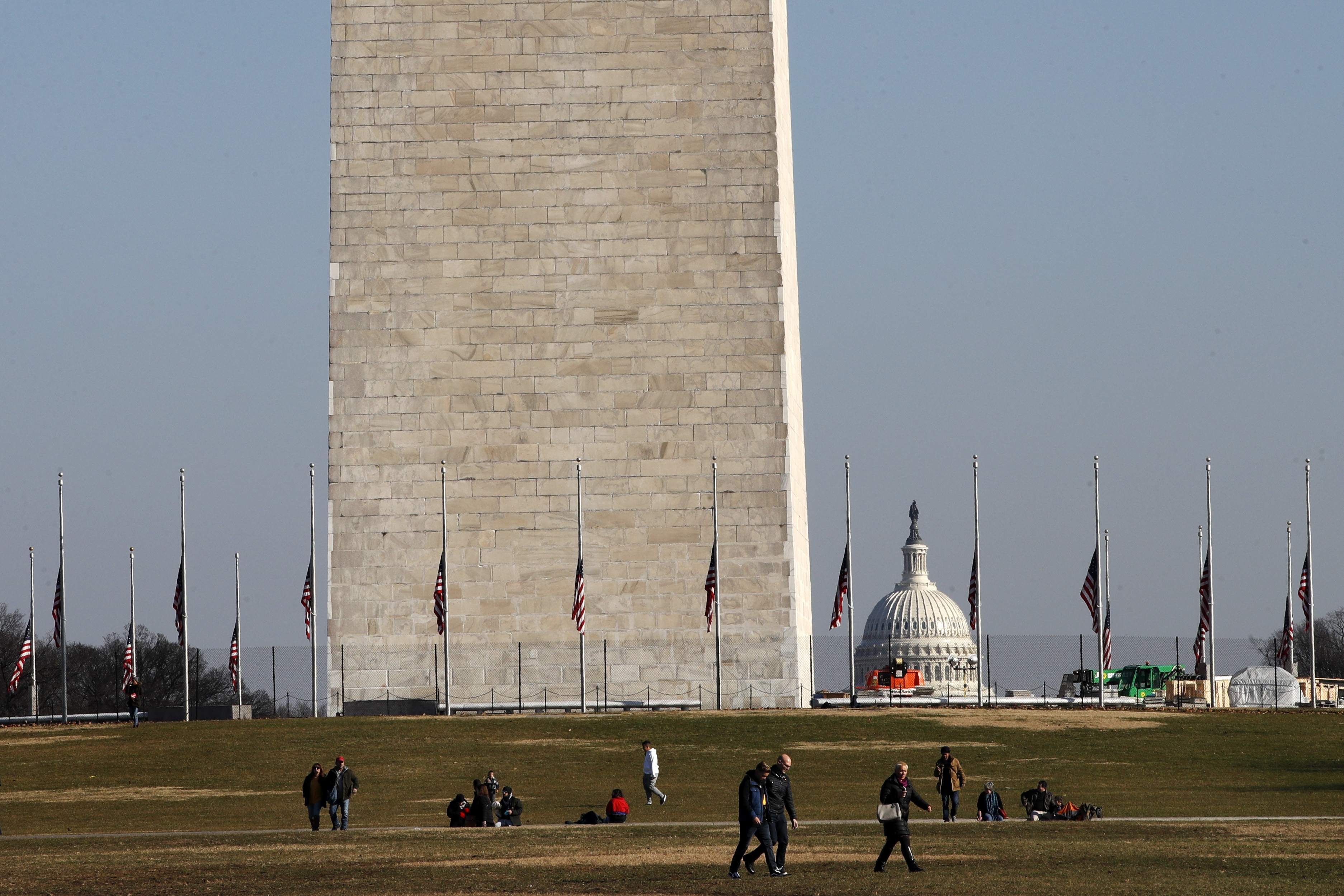 Washington Monument to reopen next month following 3-year closure: NPS