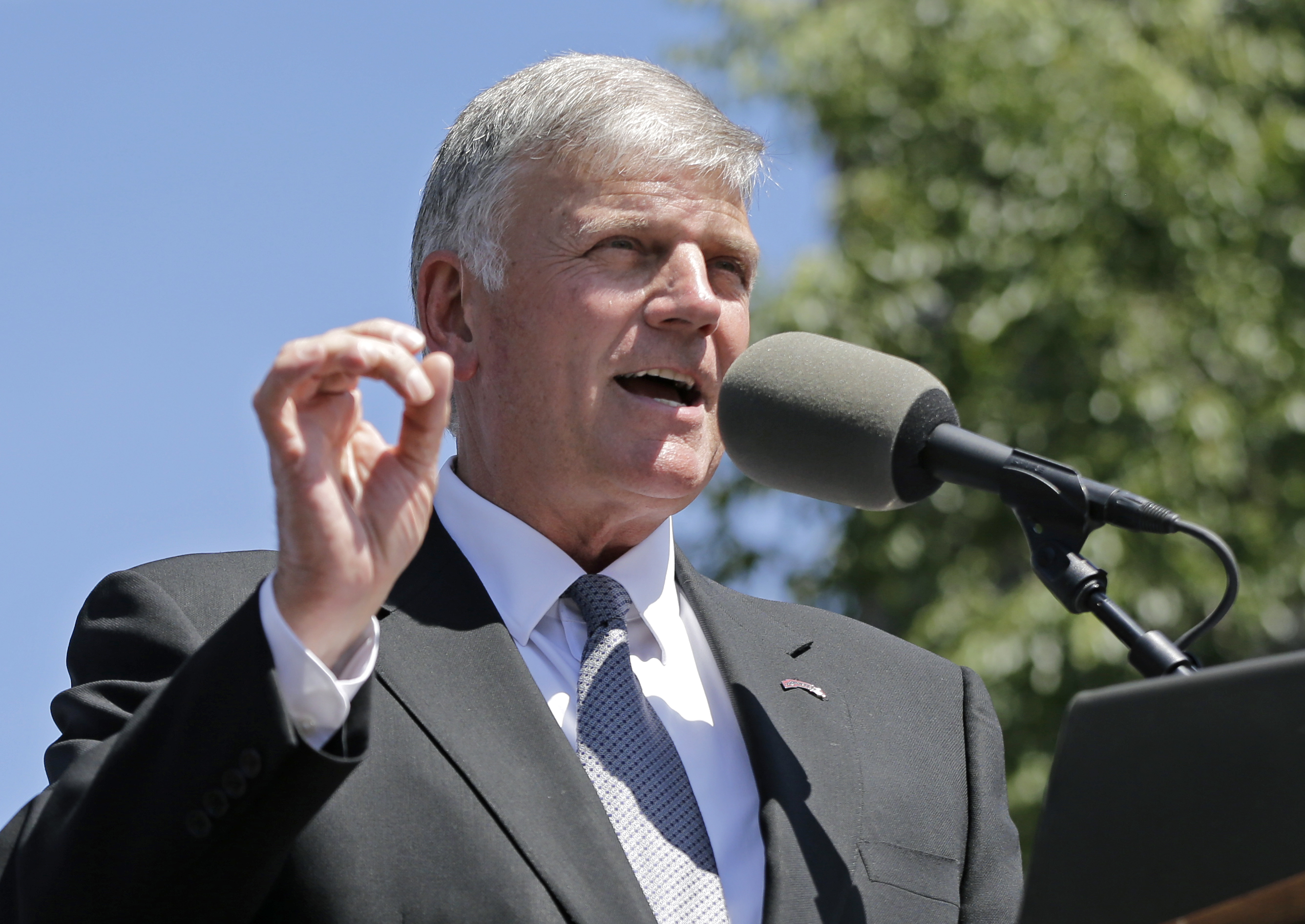 Franklin Graham: Chick-fil-A CEO 'assured me' company 'remains committed to Christian values'