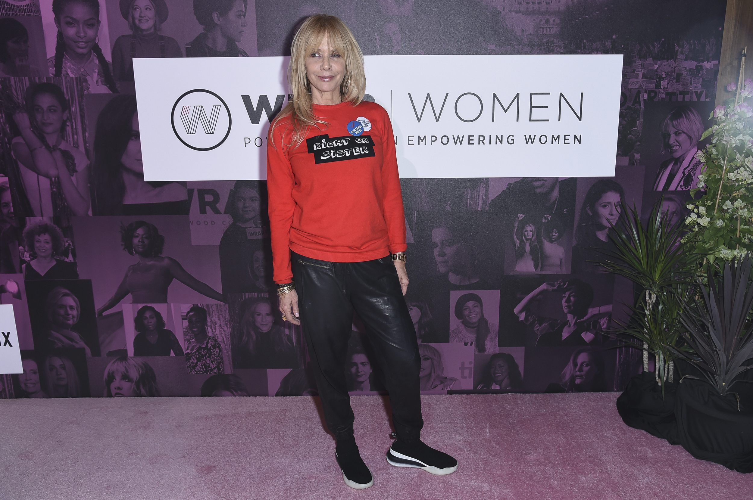 Rosanna Arquette apologizes for being white: 'It disgusts me'
