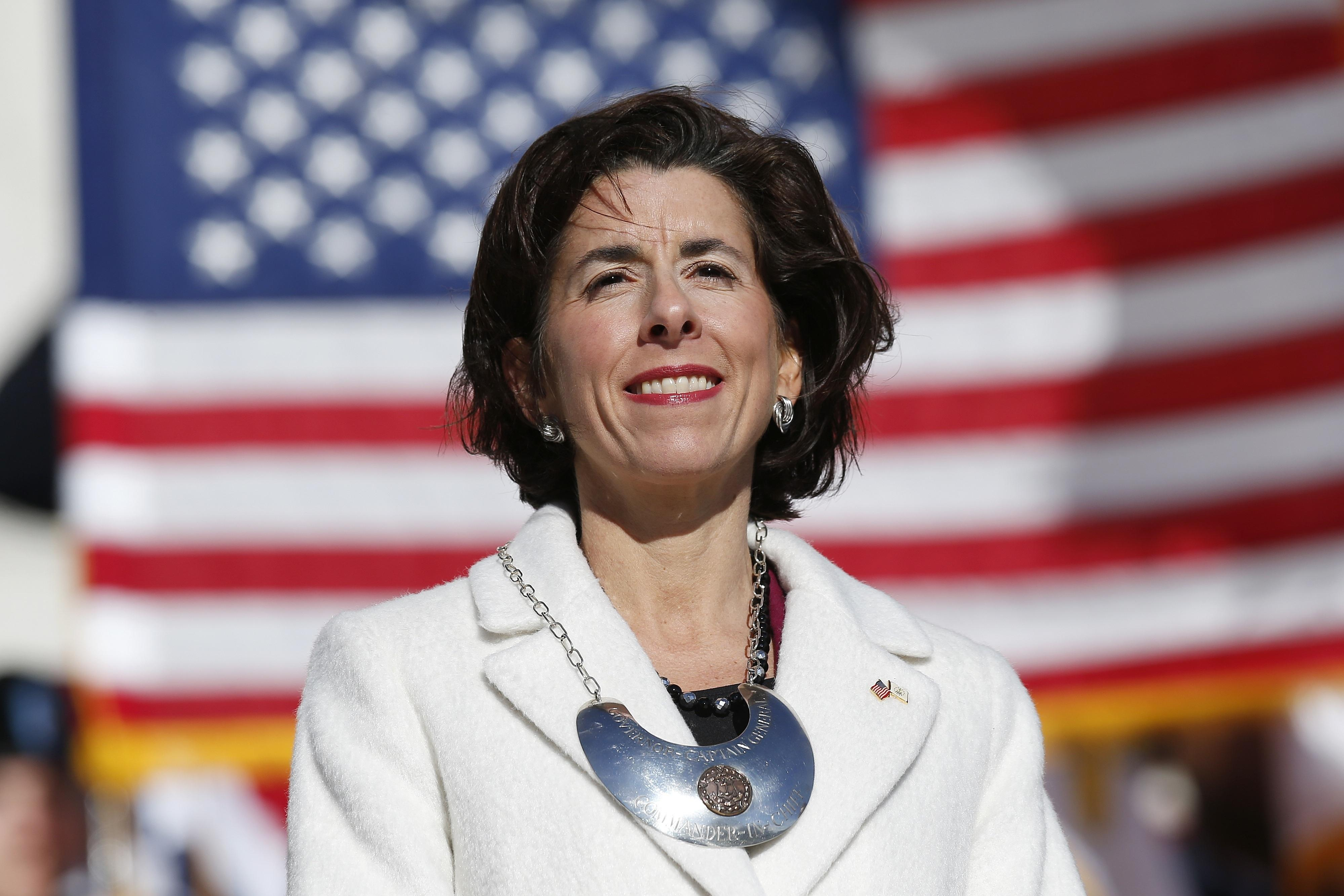Rhode Island governor signs late-term abortion bill minutes after passage