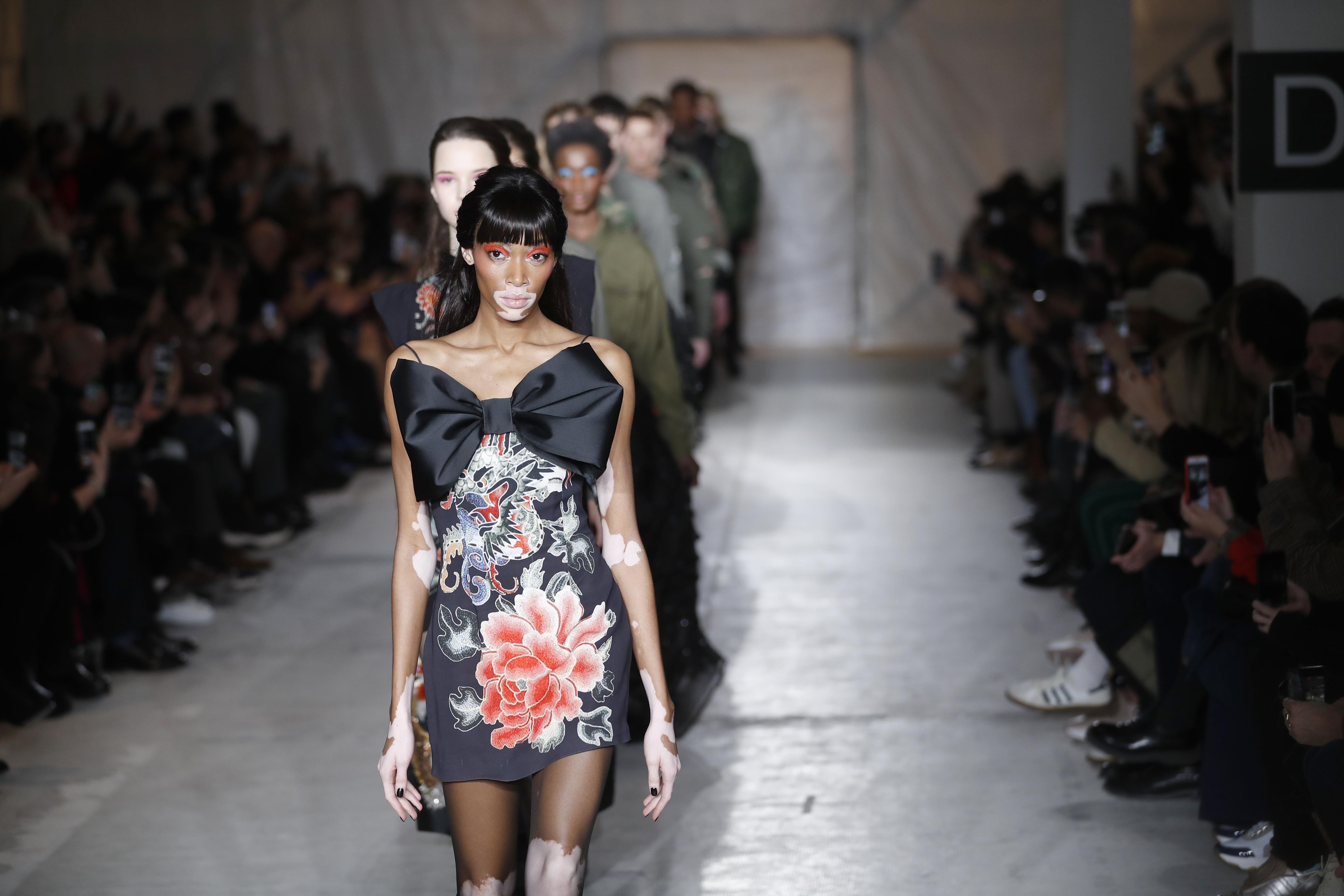 prada eyes strong military silhouette with whimsy washington times