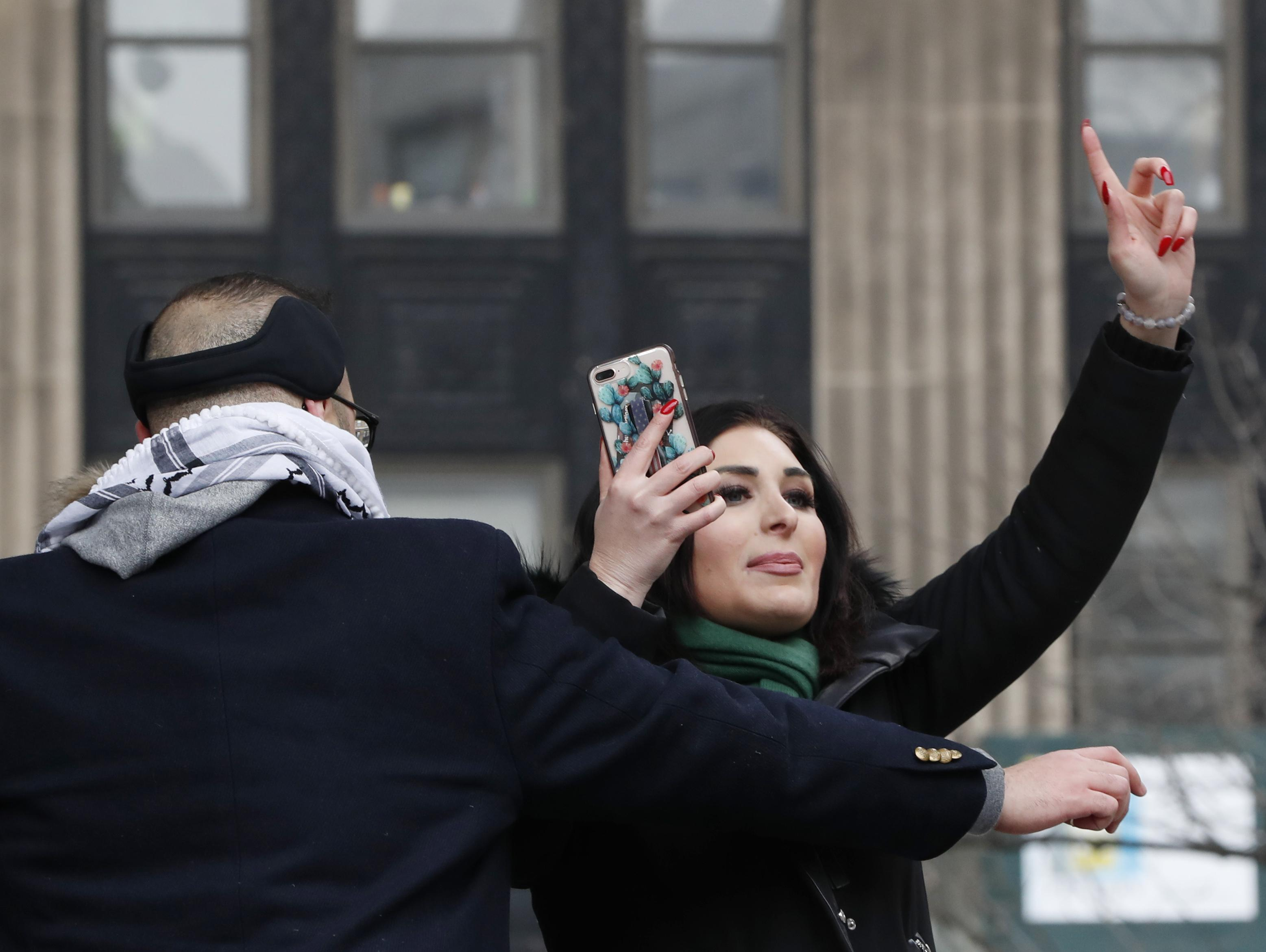 Laura Loomer, right-wing activist running for House, reports larger funding haul than Dem incumbent
