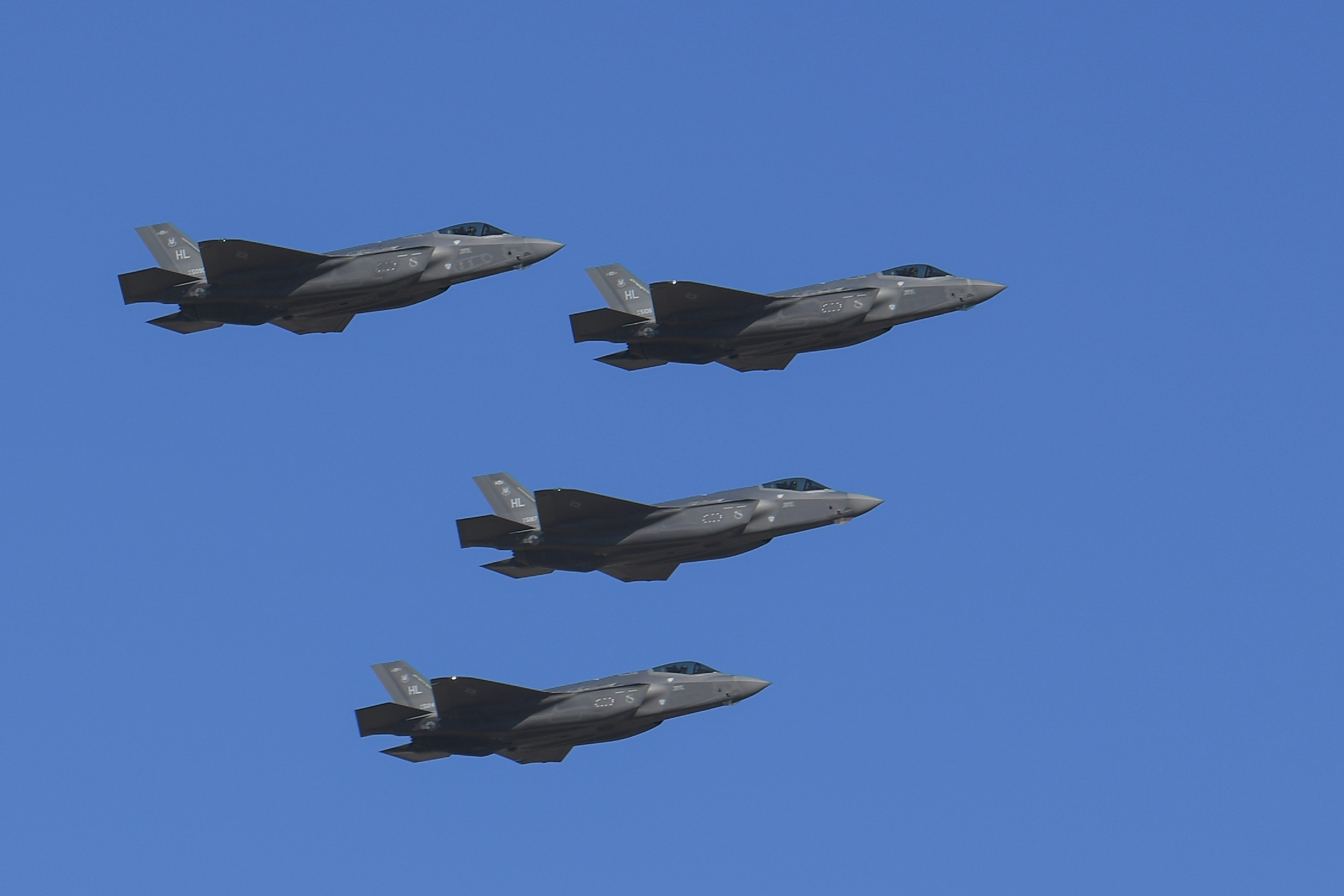 Inside The Ring F 35 To Get Missile Defense Mission Washington Times