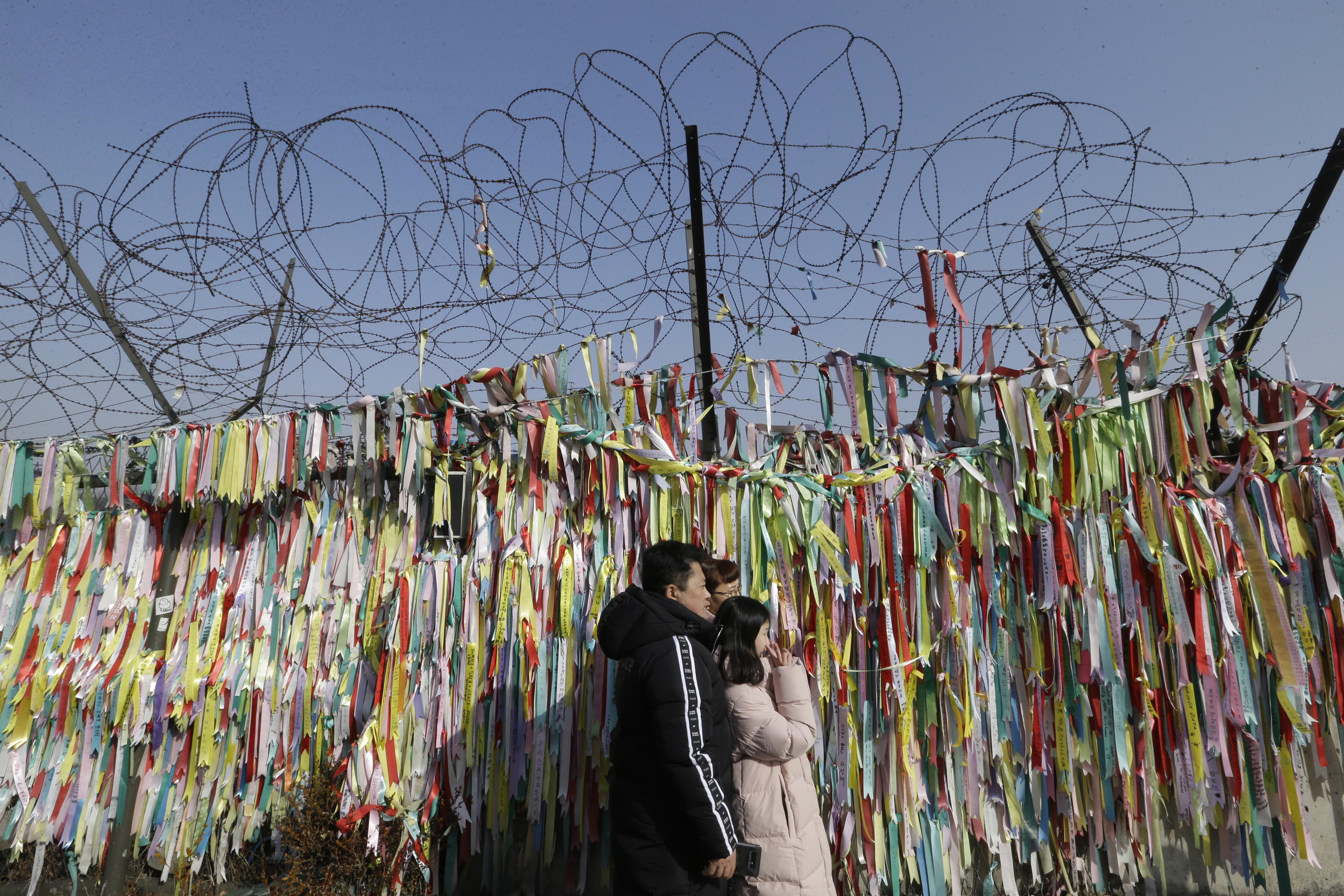 Hiking trail approved along Korea's demilitarized zone