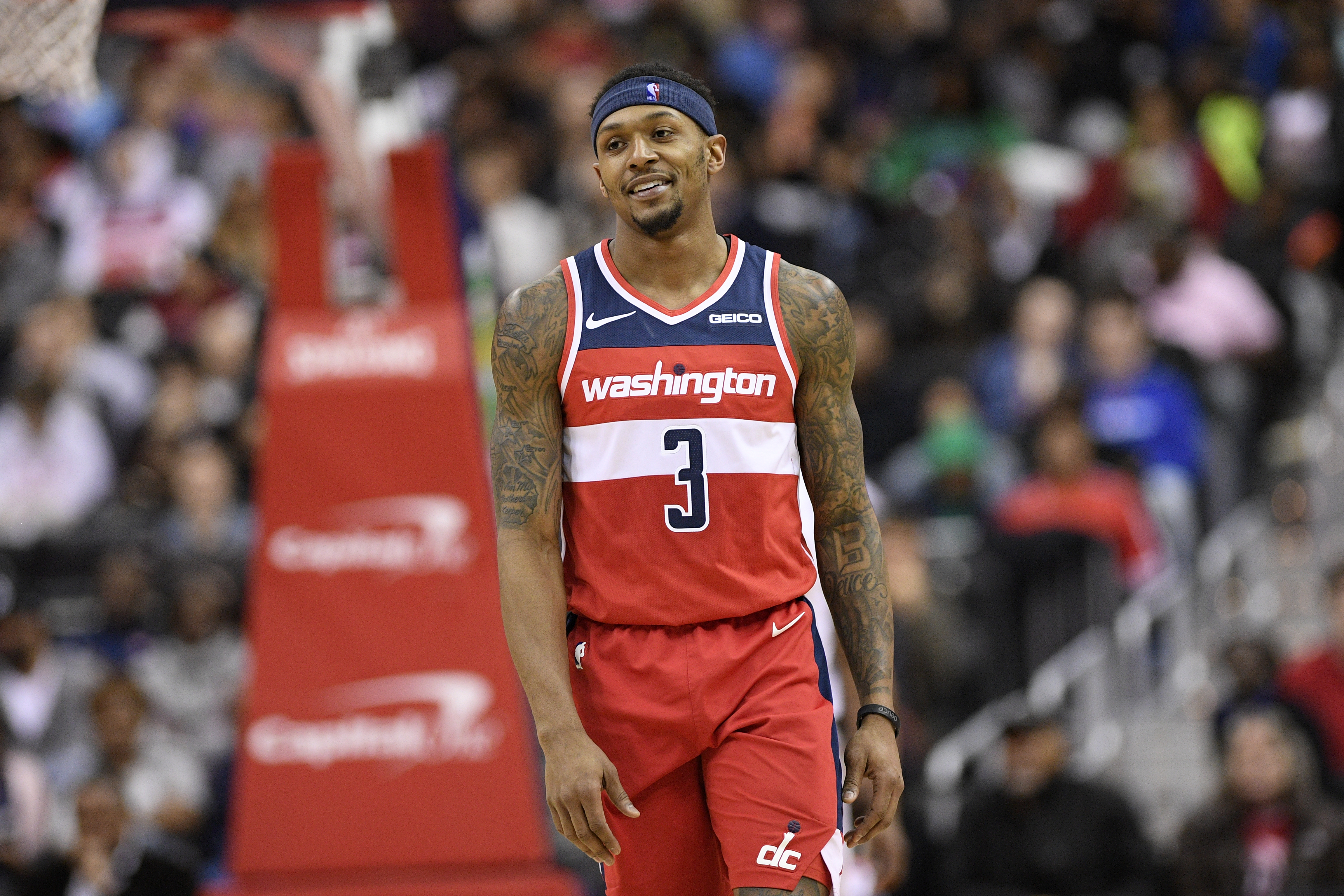 size 40 e2b52 0f9bd Bradley Beal says he recruited All-Stars to play for Wizards ...