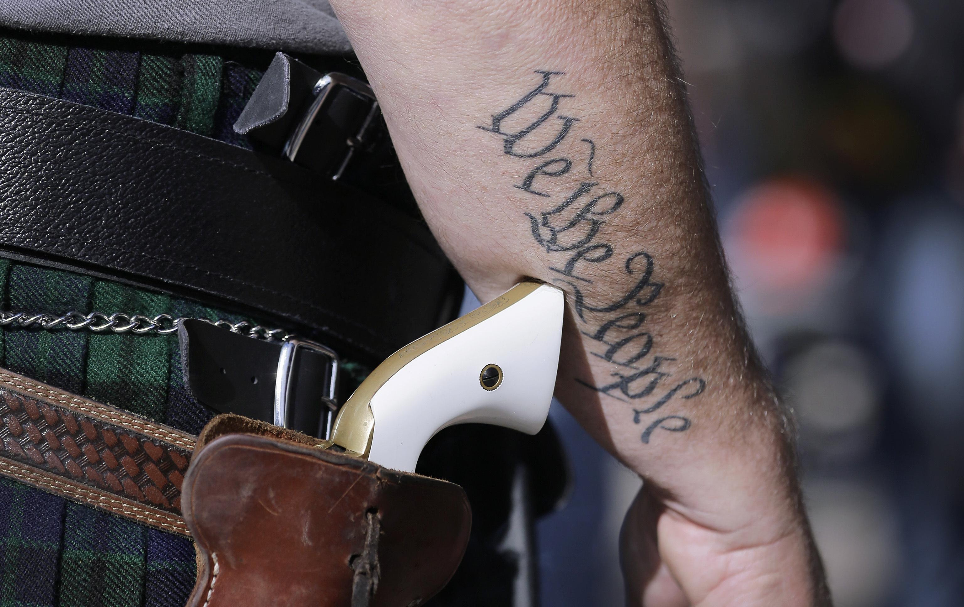 Democrats' gun-control push fuels rise of Second Amendment sanctuary movement