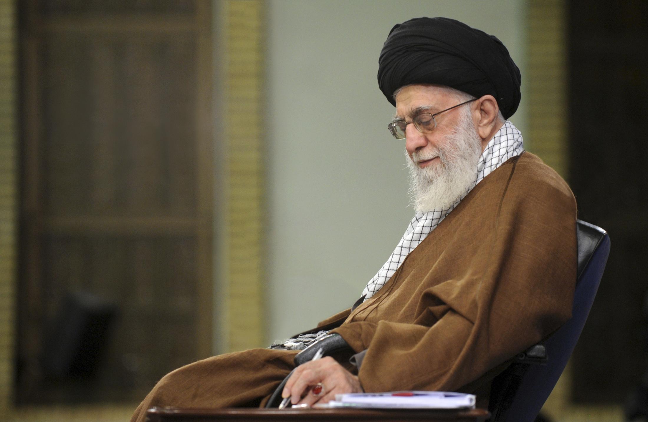 Twitter limits Khamenei account over tweet threatening Salman Rushdie