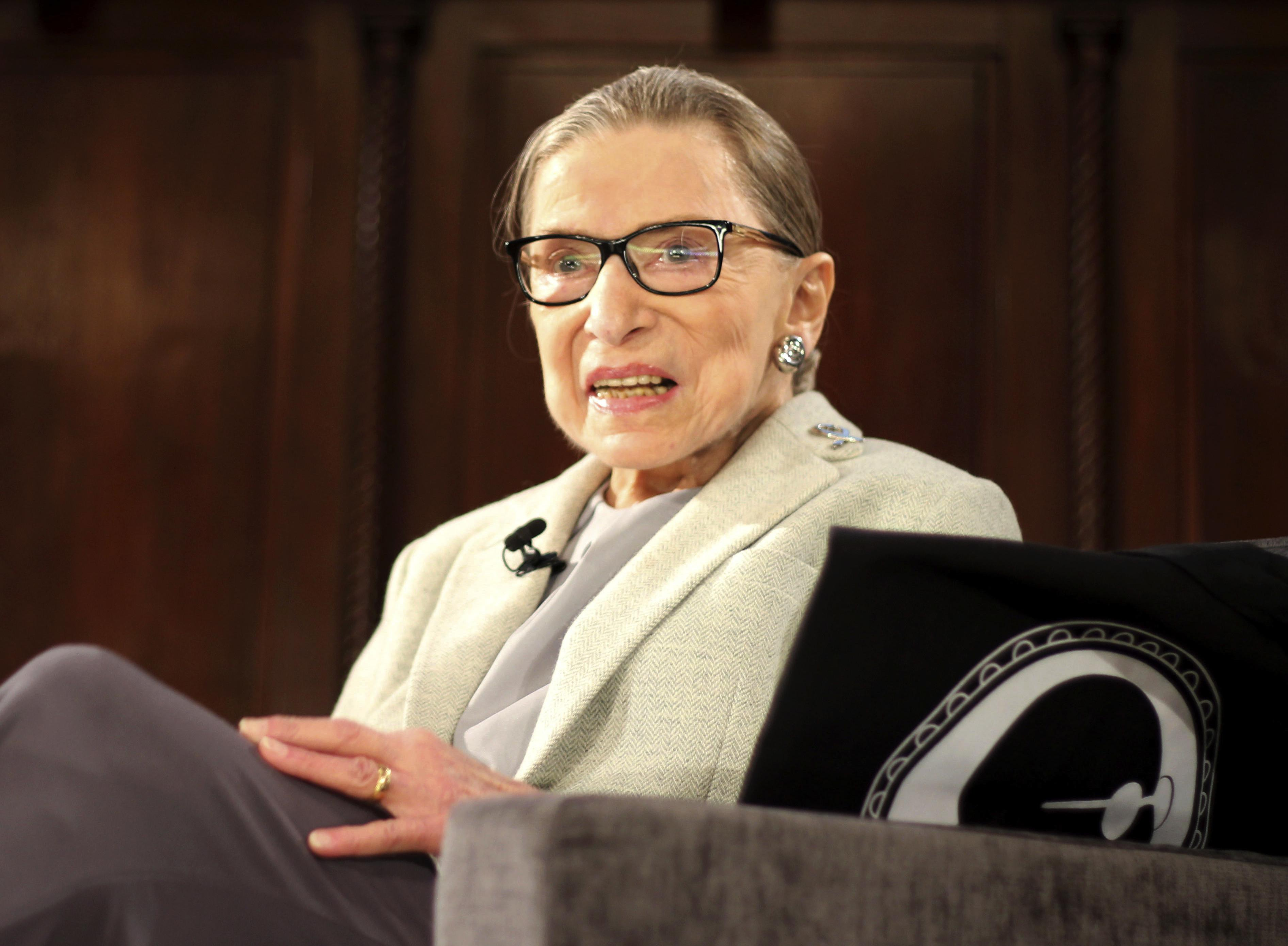 Trump already has replacement ready for Justice Ruth Bader Ginsburg's post: Report