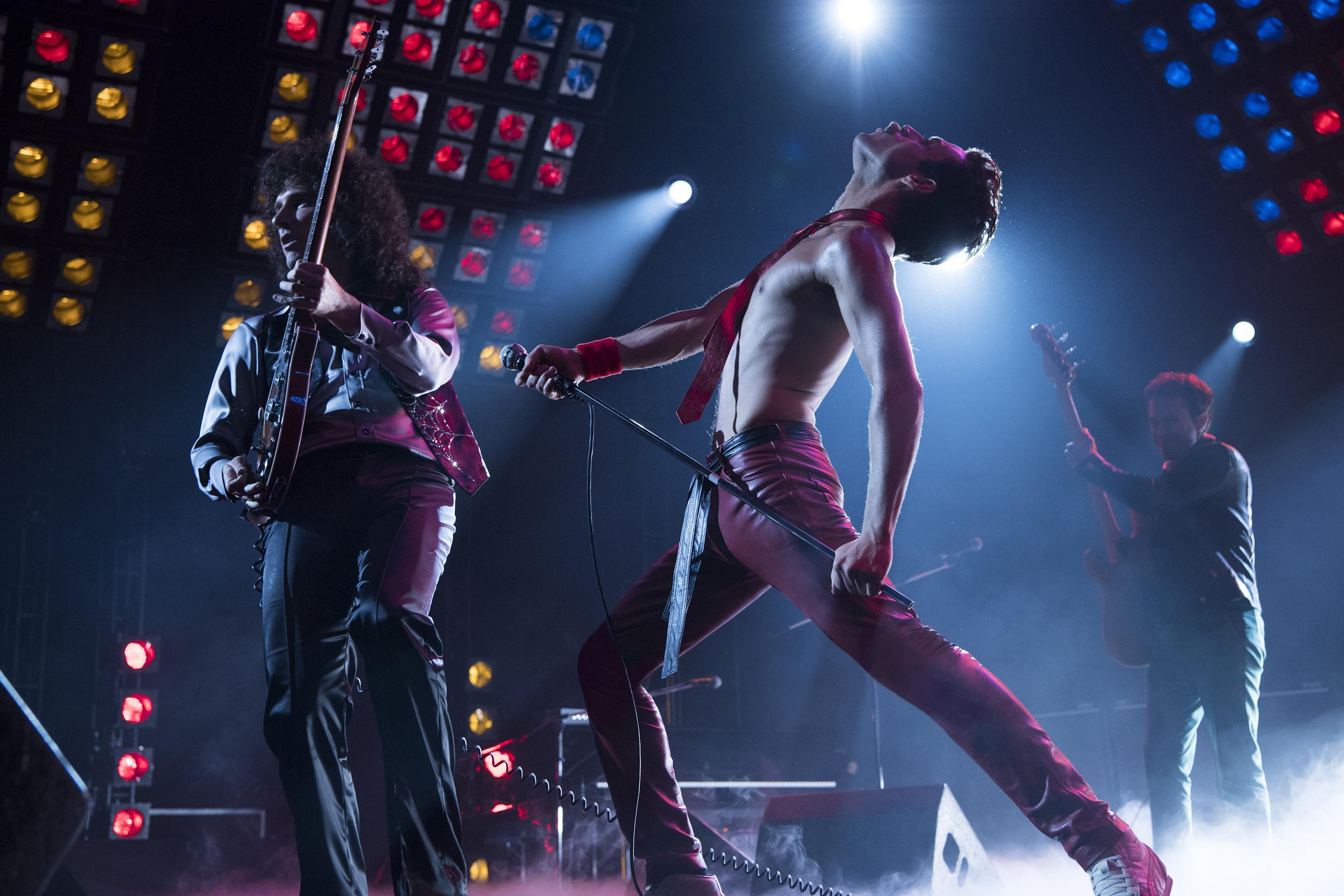 'Bohemian Rhapsody,' 'Rocketman,' 'Yesterday' sell music, defining legacies