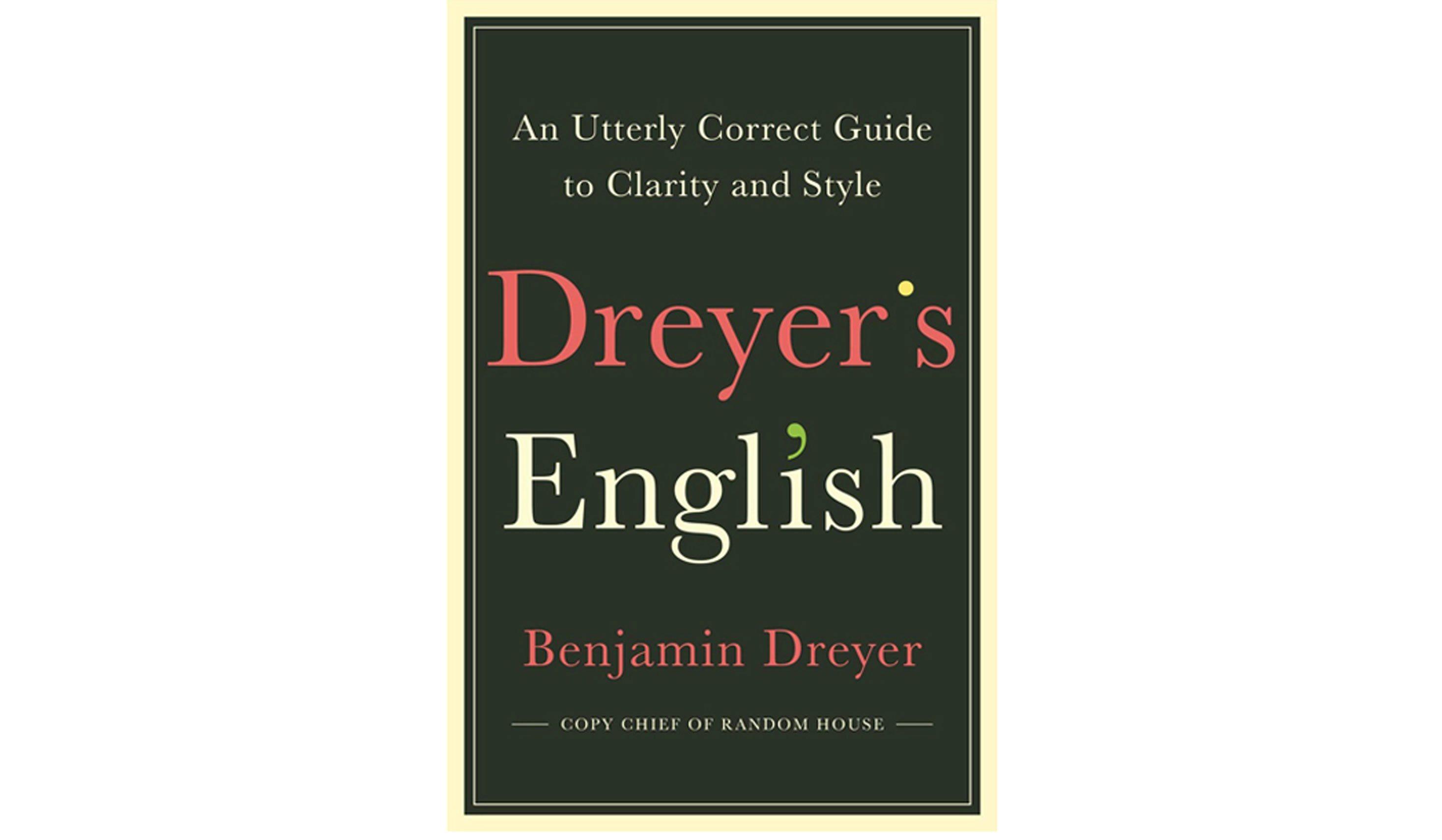 In praise of good English