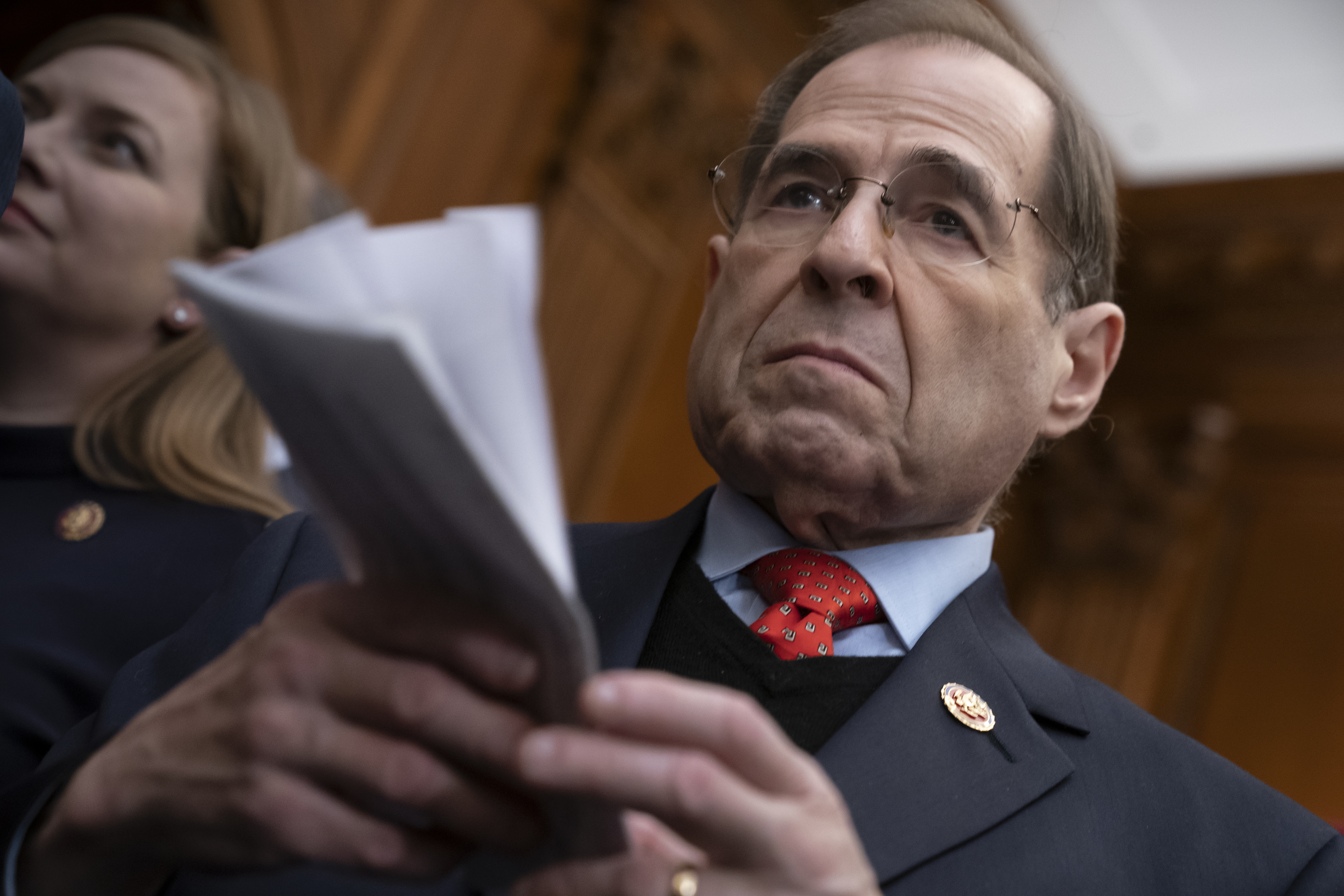 House Judiciary chair: White House can't get head start on Mueller report