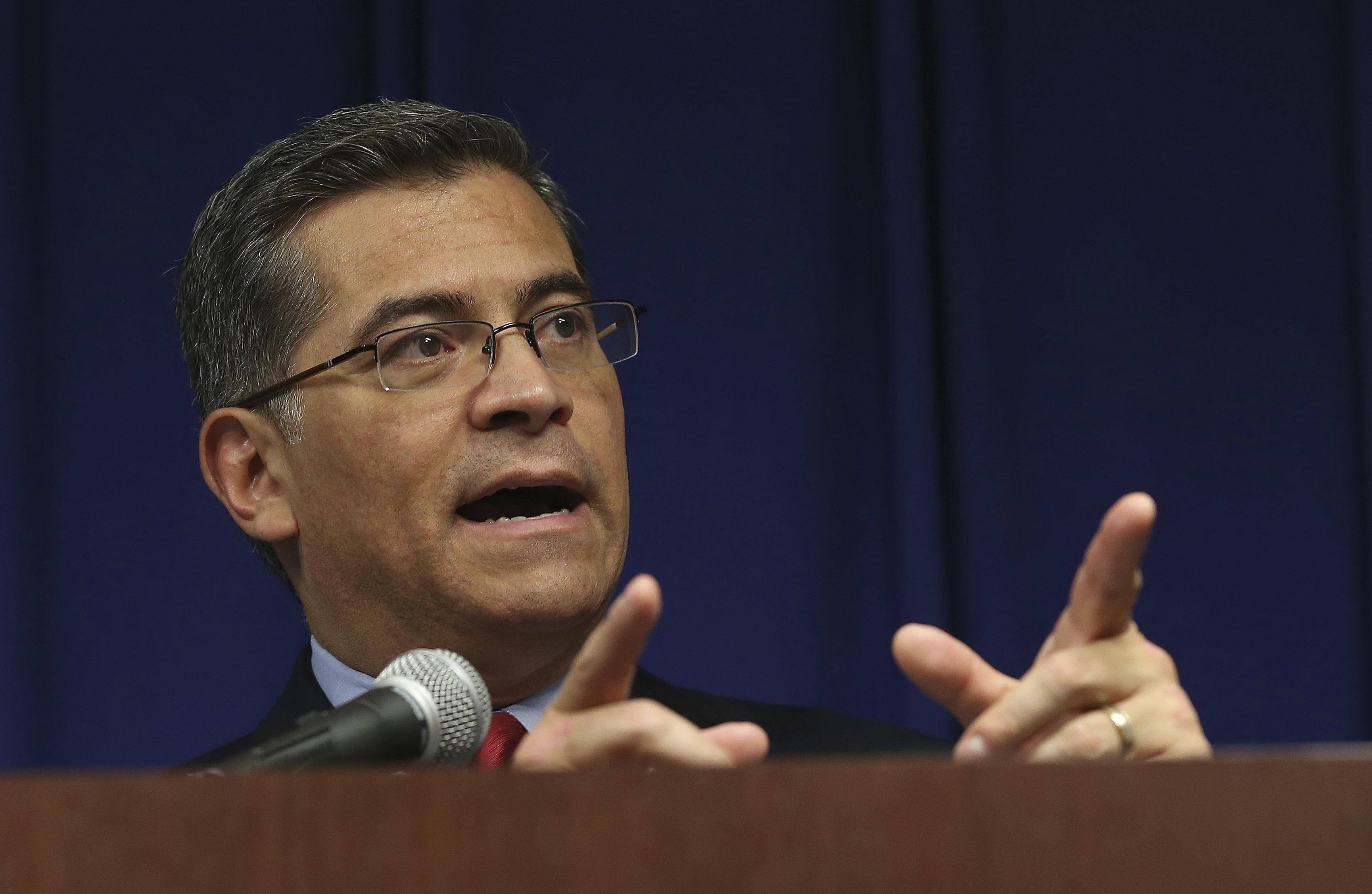 California AG's Planned Parenthood ties under fire in undercover pro-life investigators case