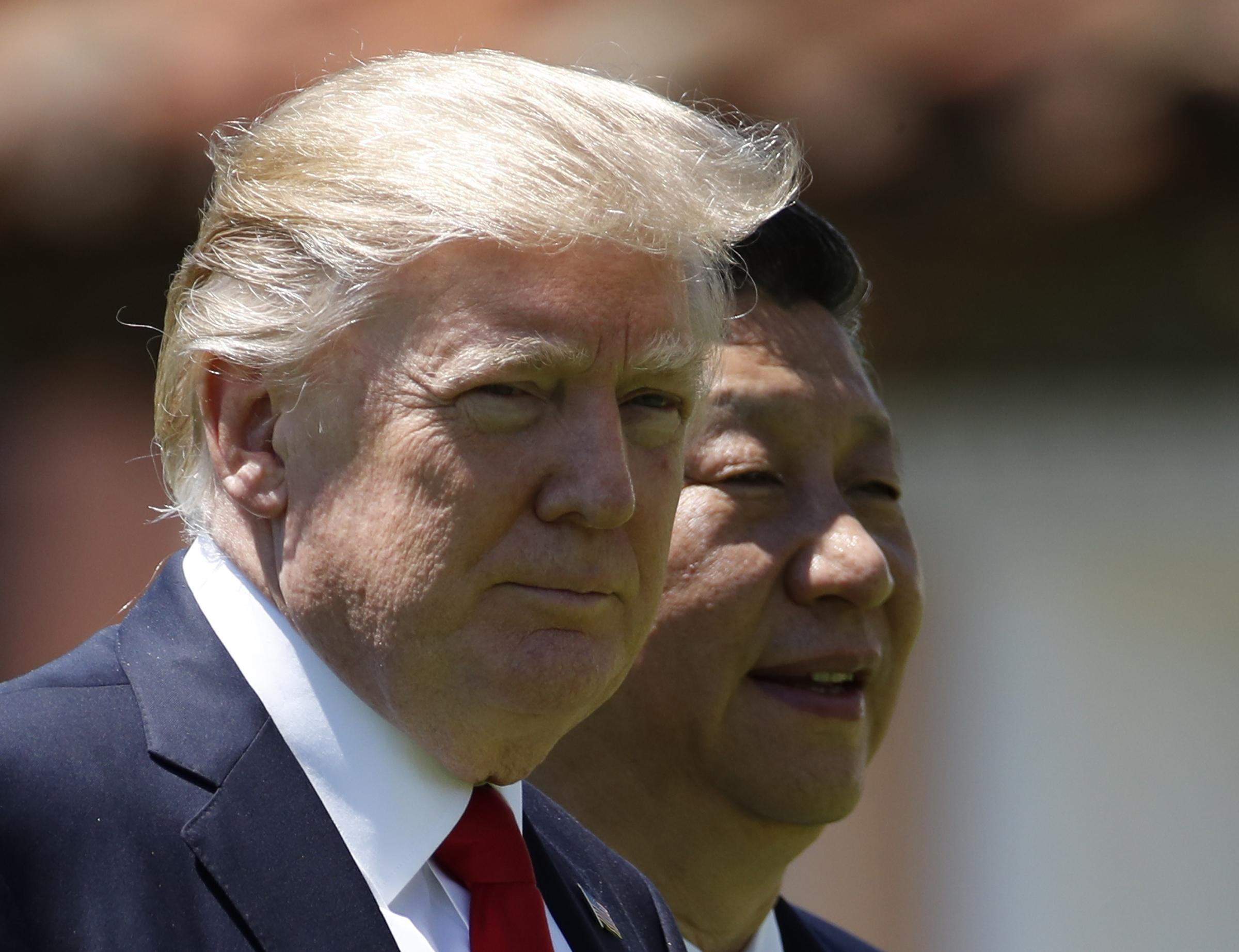 Another promise kept: Trump's toughness on China gives Potomac elites the vapors