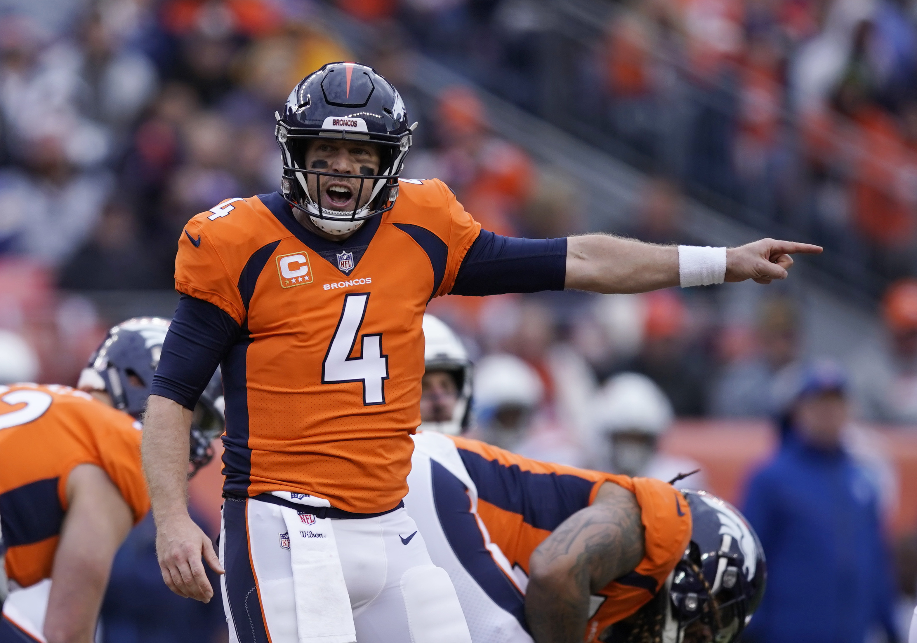 Pros and cons of Case Keenum trade