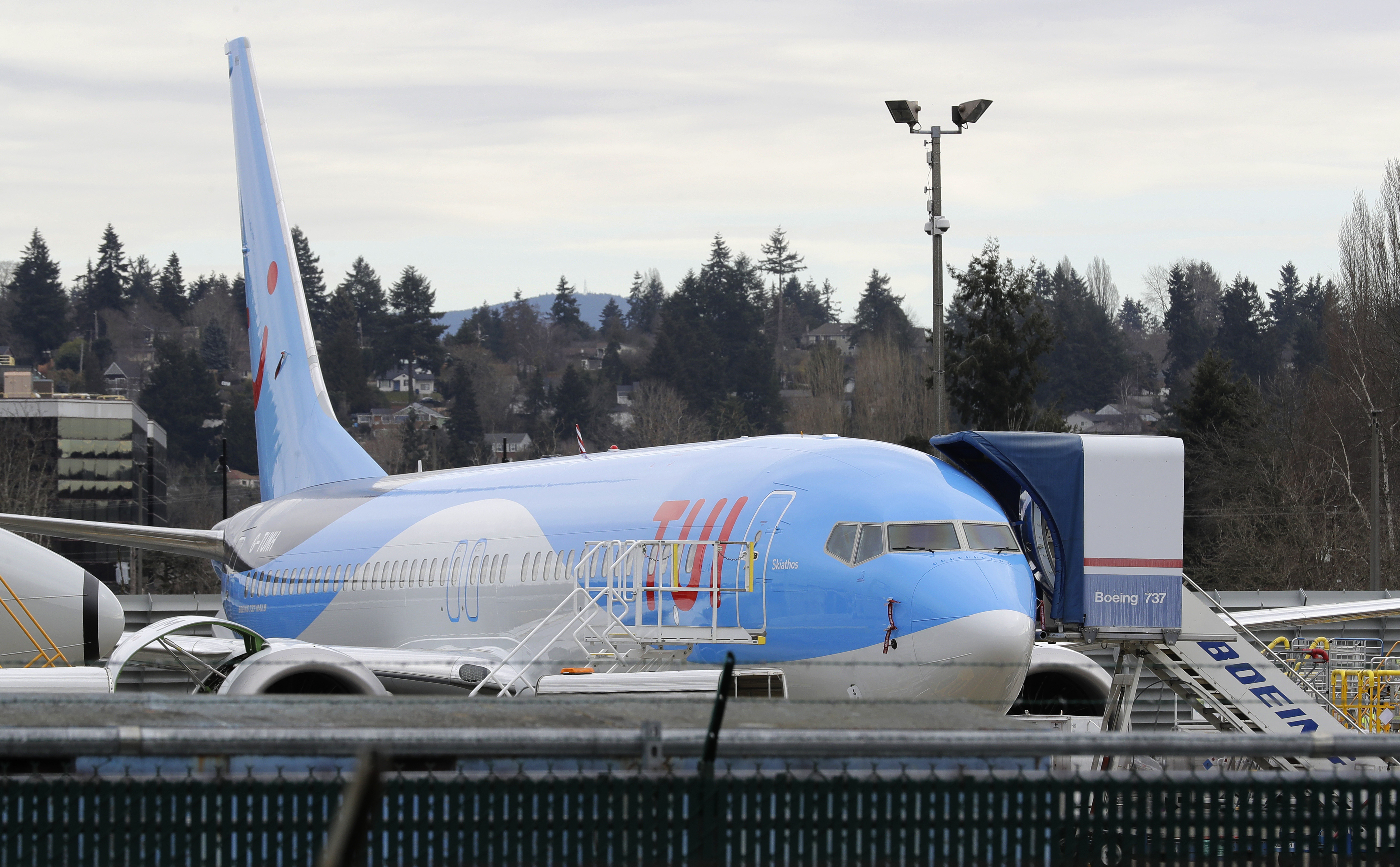 U S  pilots report issues with Boeing 737 Max 8 - Washington Times